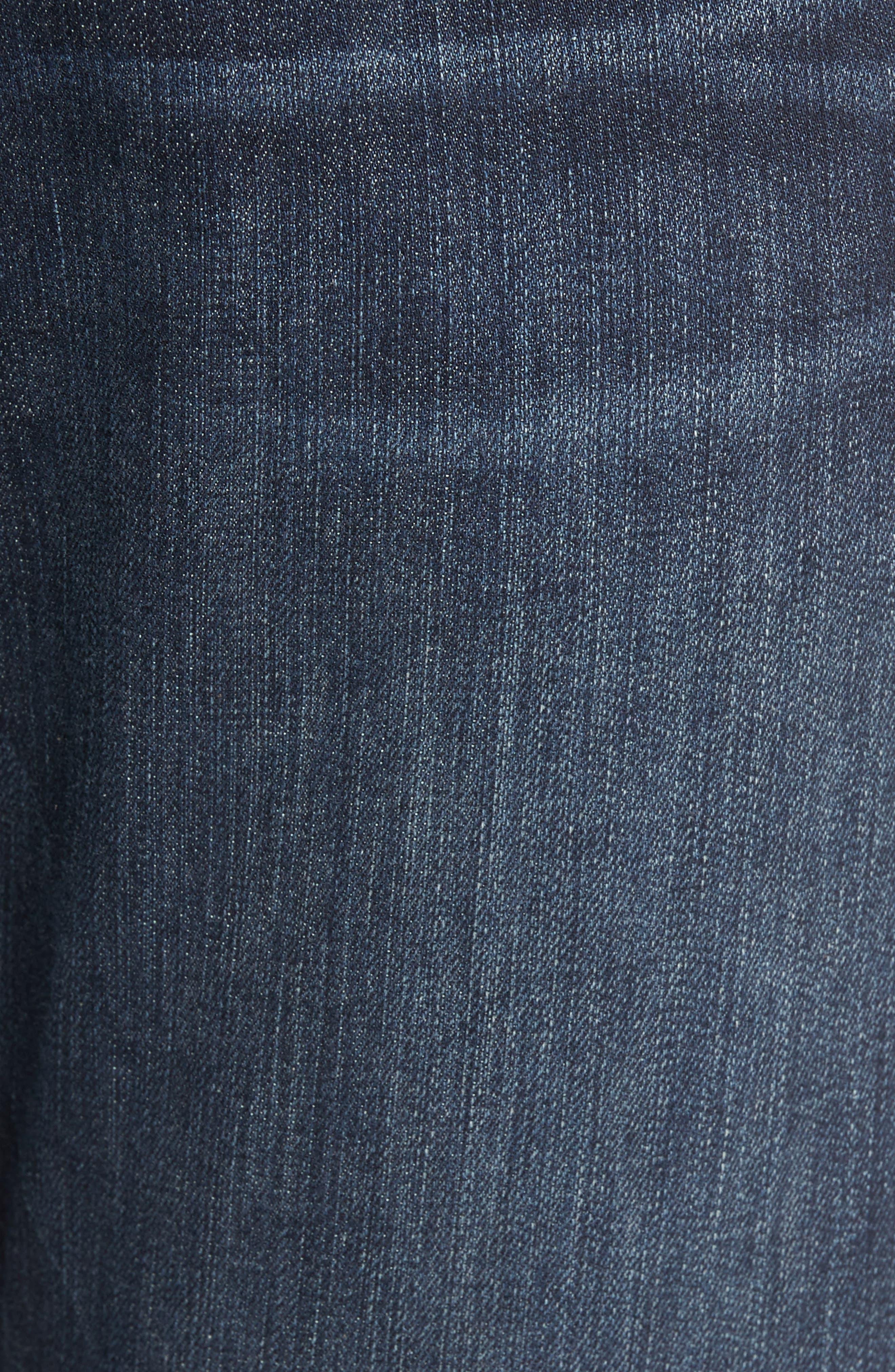 PAIGE,                             Legacy - Federal Slim Straight Leg Jeans,                             Alternate thumbnail 5, color,                             400