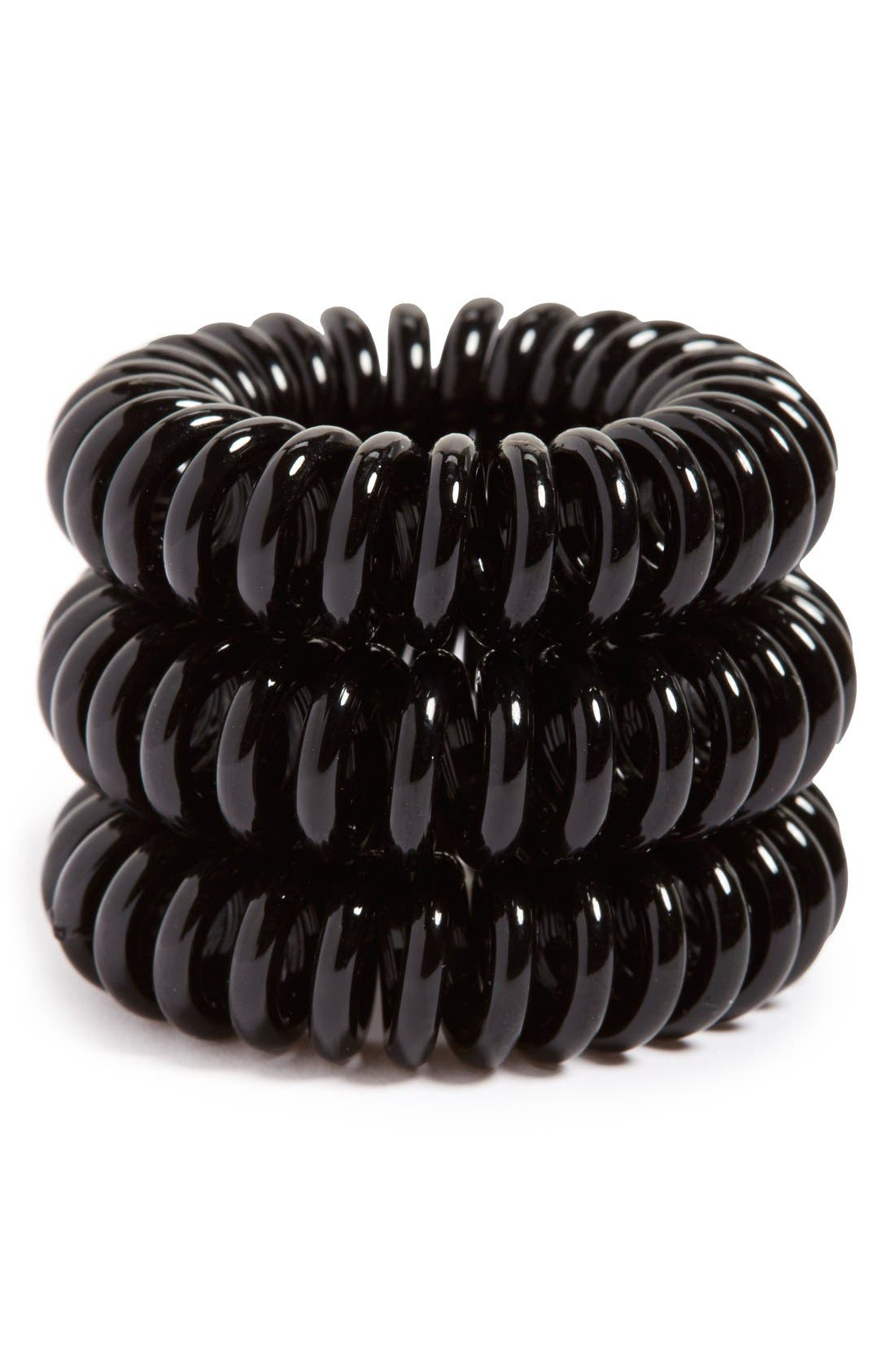 'Original' Hair Tie,                             Main thumbnail 1, color,                             BLACK
