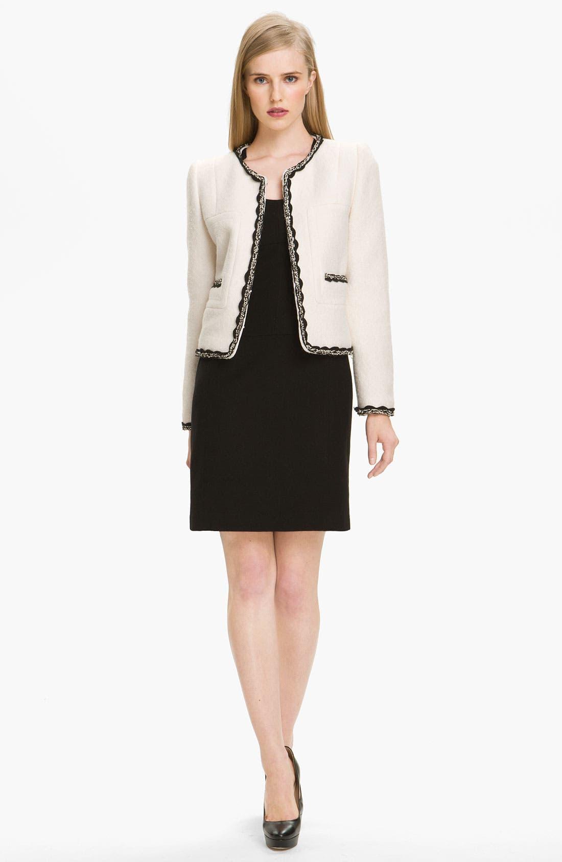 Tweed Jacket, Main, color, 112