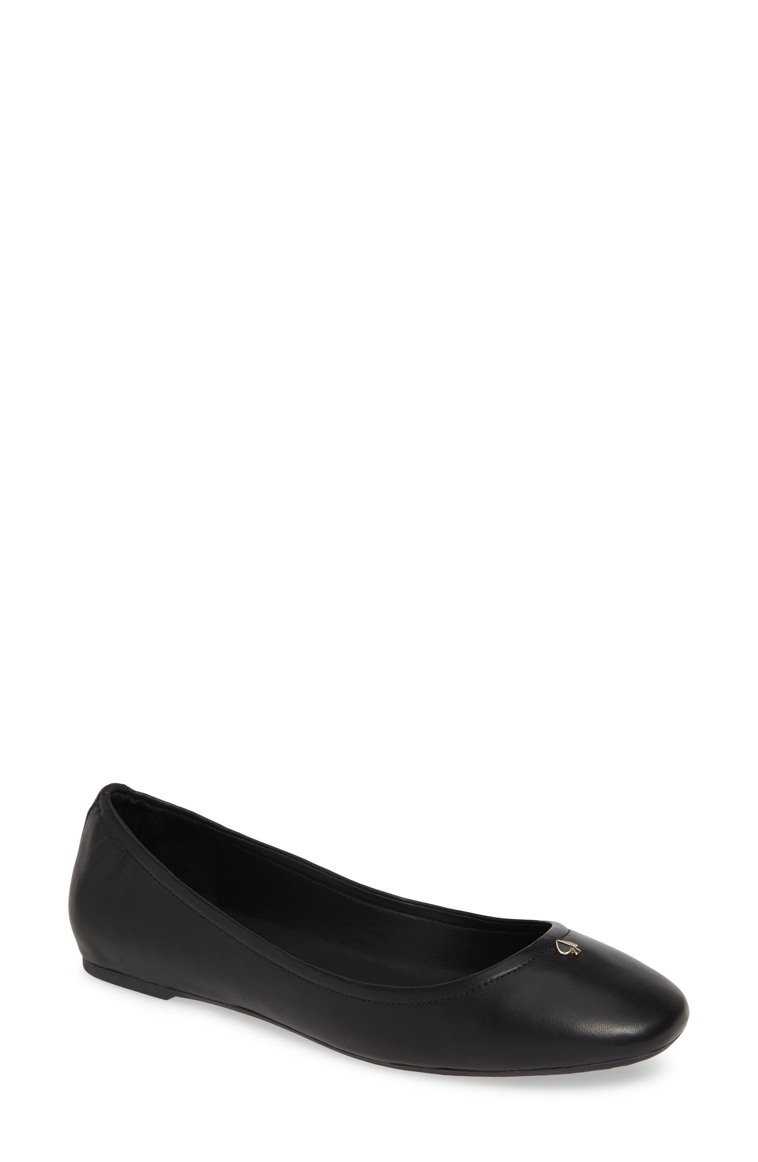 c683cc287de2 Kate Spade Kora Ballet Flat In Black