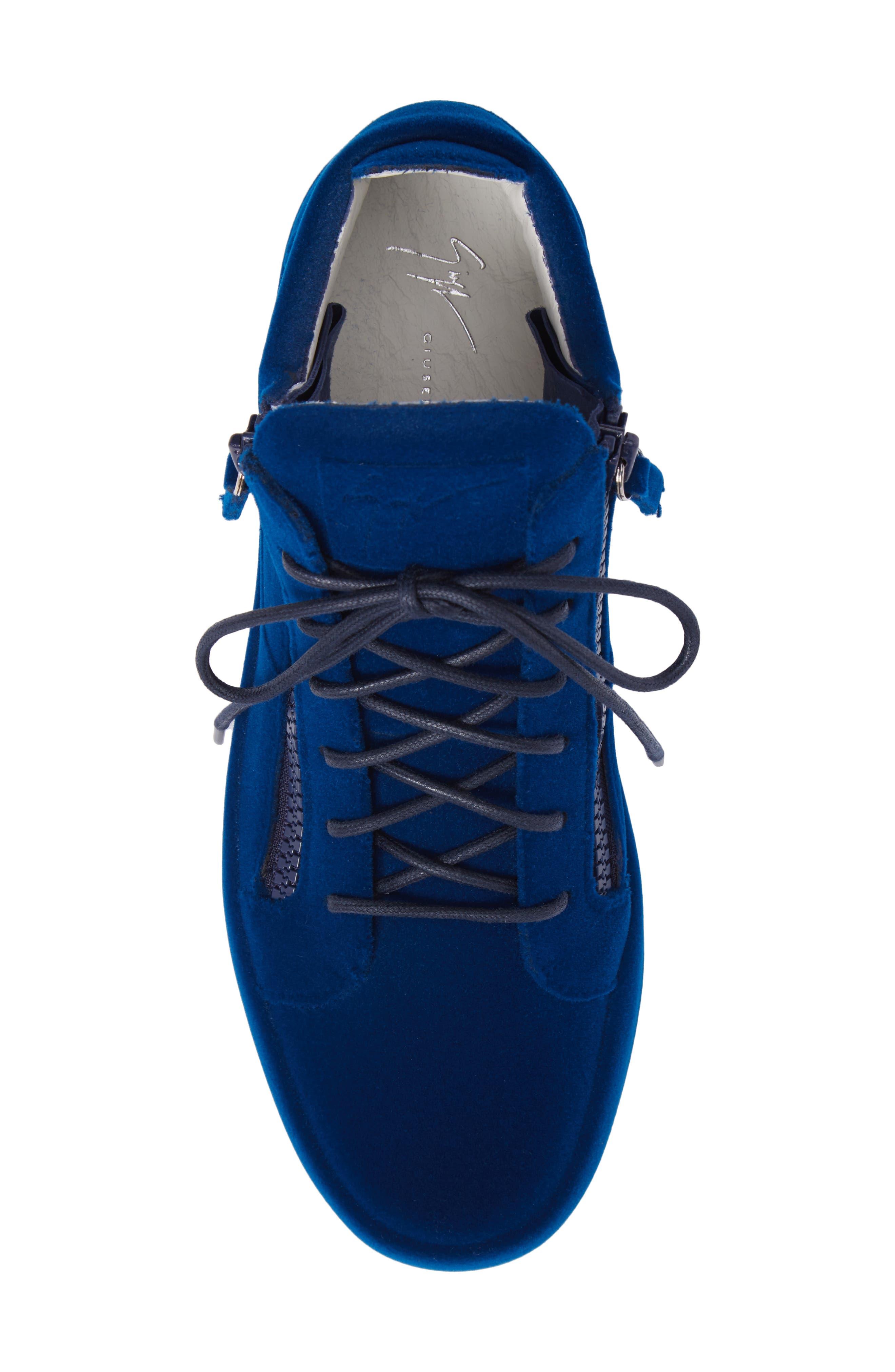 Mid Top Sneaker,                             Alternate thumbnail 5, color,                             469