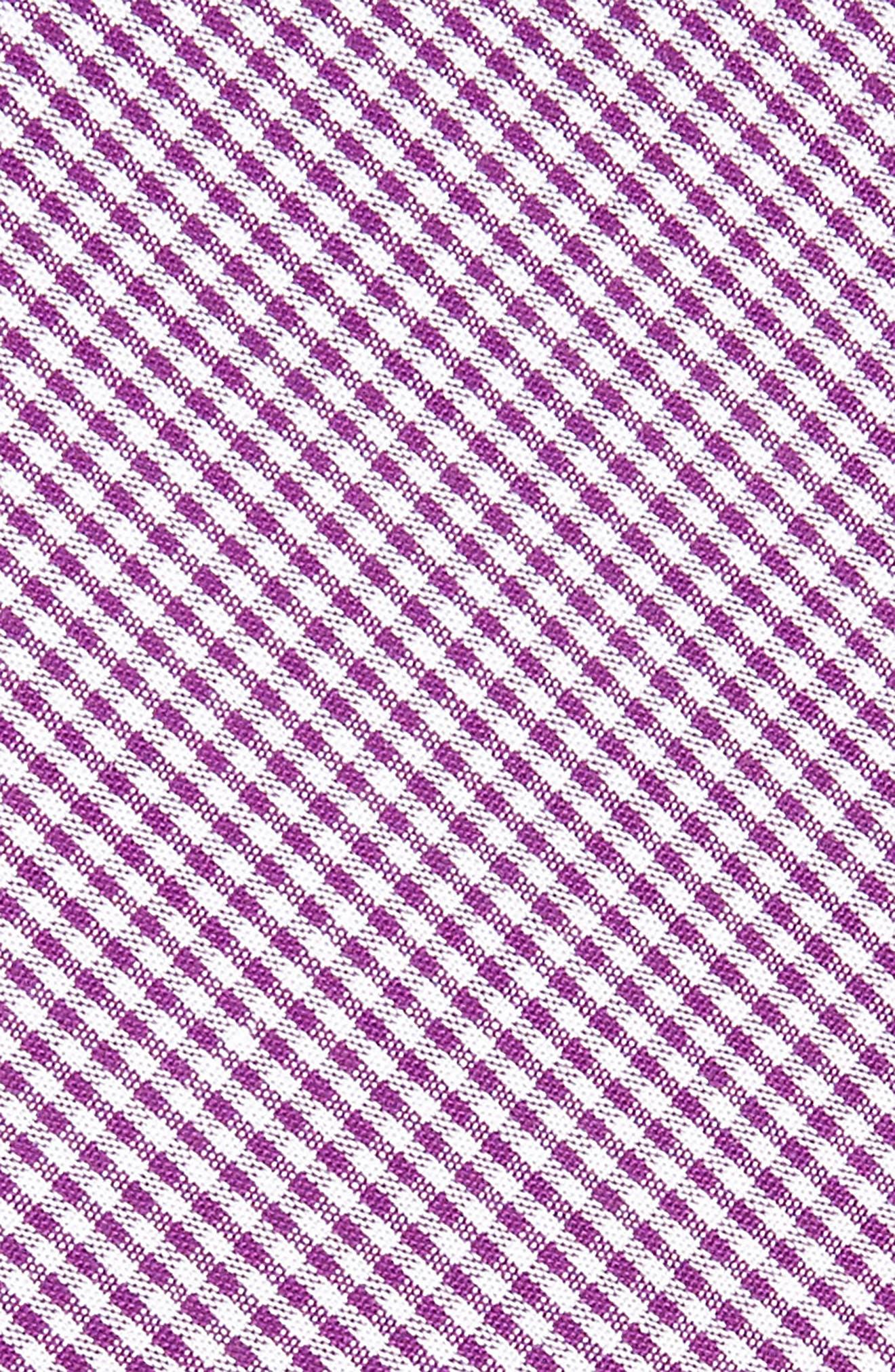 Check Cotton Tie,                             Alternate thumbnail 20, color,