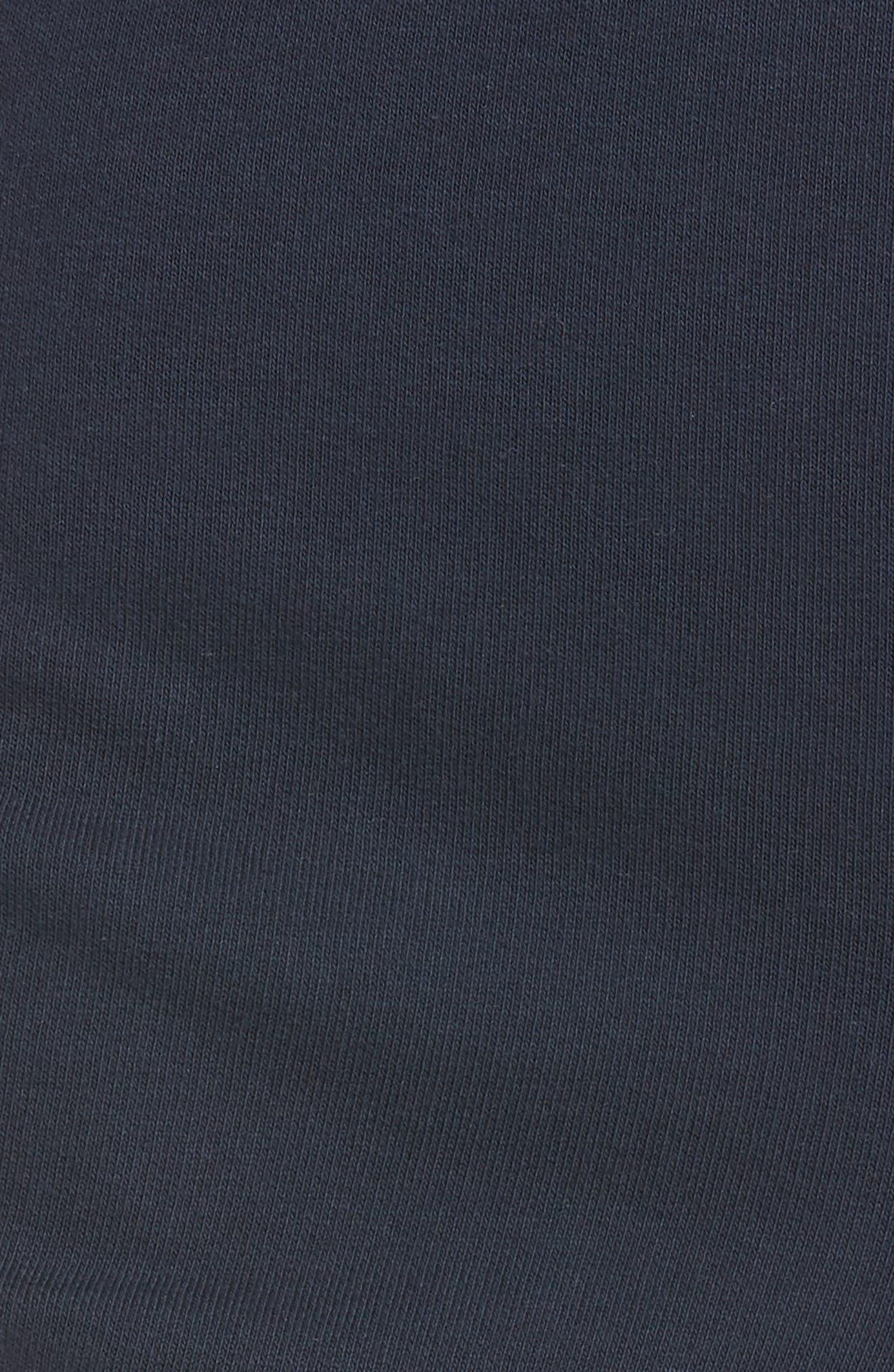 Sleep Shorts,                             Alternate thumbnail 5, color,                             SHORELINE