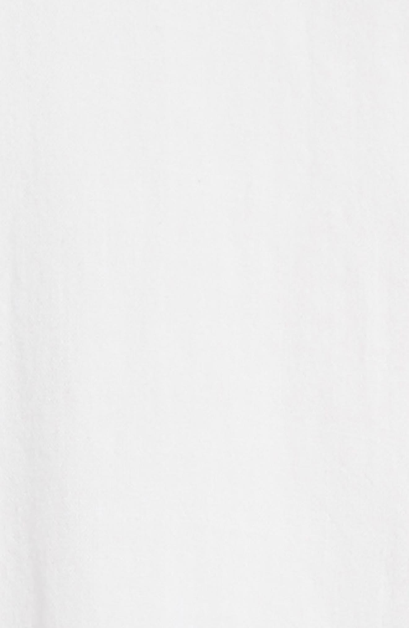 Wyatt Regular Fit Woven Shirt,                             Alternate thumbnail 6, color,                             WHITE