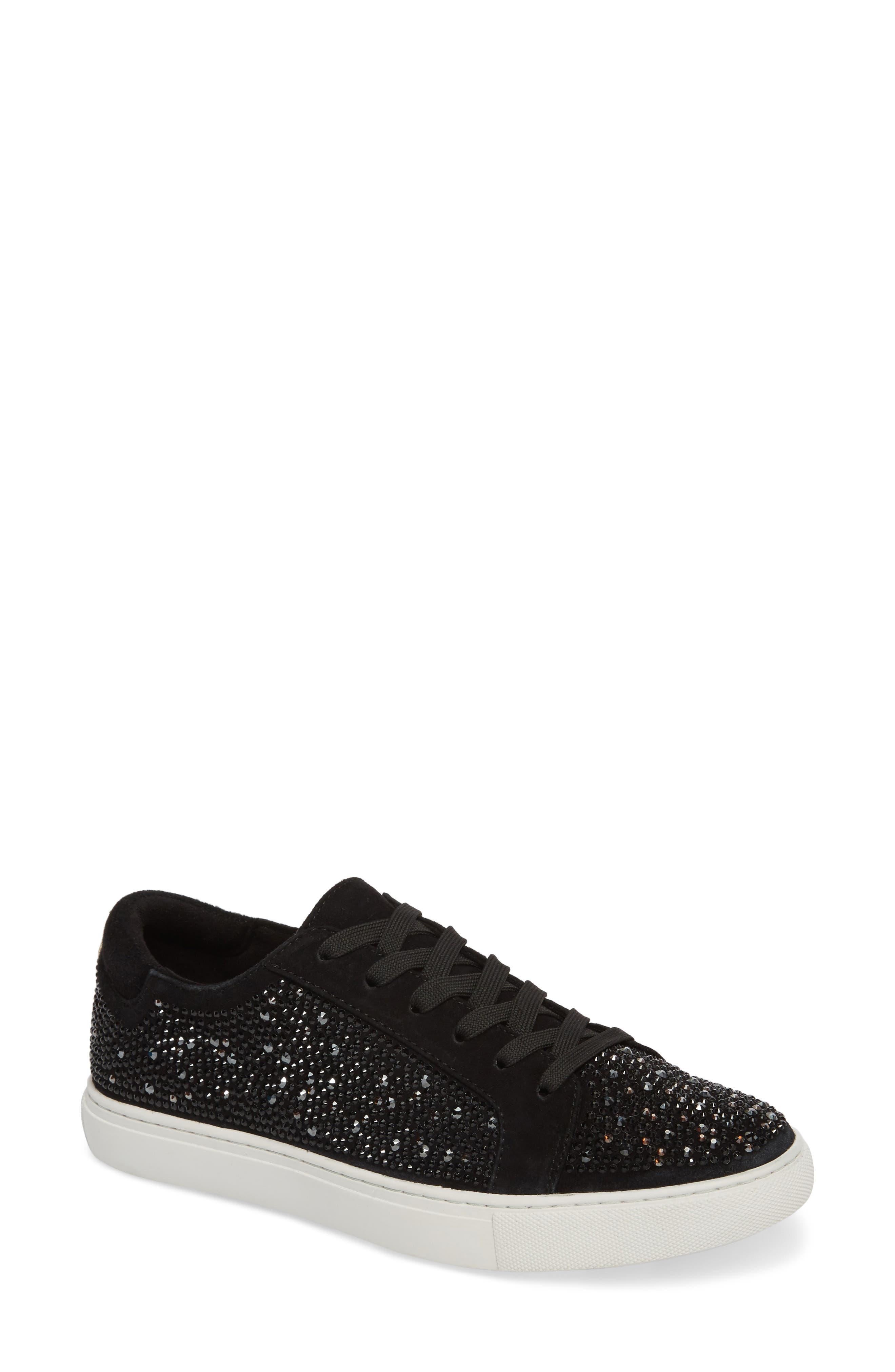 Kam Crystal Sneaker,                             Main thumbnail 1, color,                             001