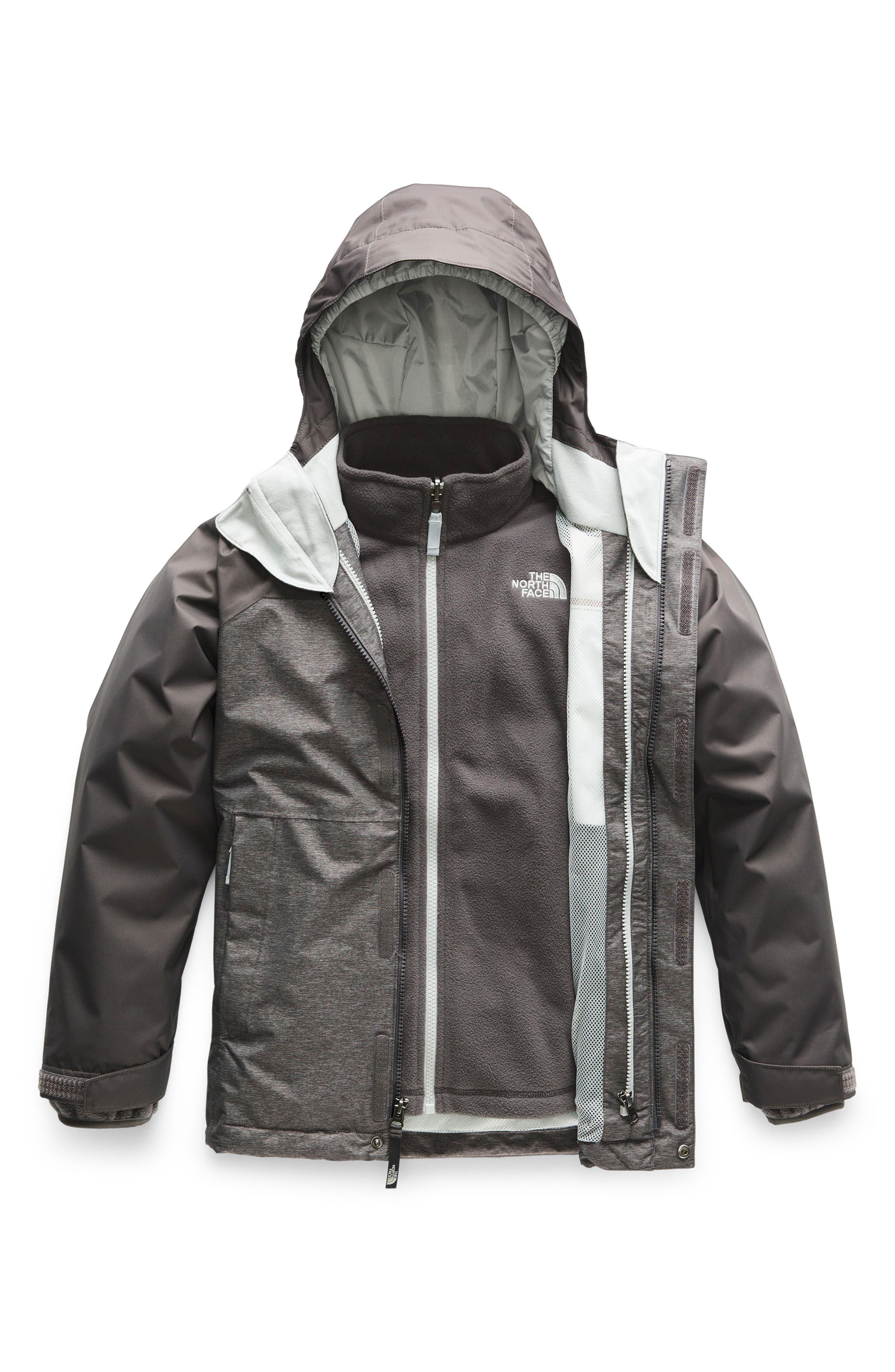 Vortex TriClimate<sup>®</sup> 3-in-1 Jacket,                         Main,                         color, TNF MEDIUM GREY HEATHER