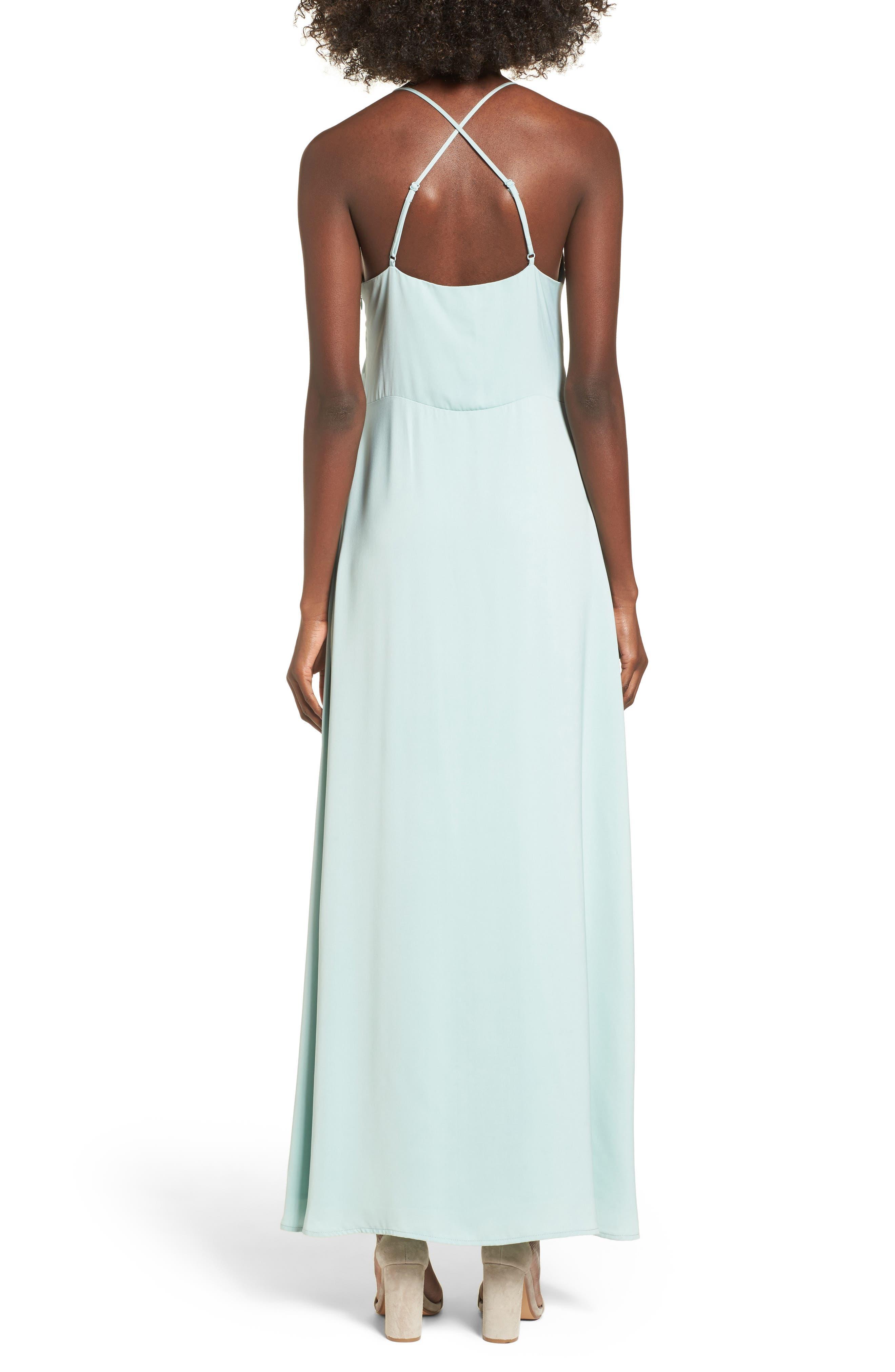 Maxi Dress,                             Alternate thumbnail 2, color,                             440