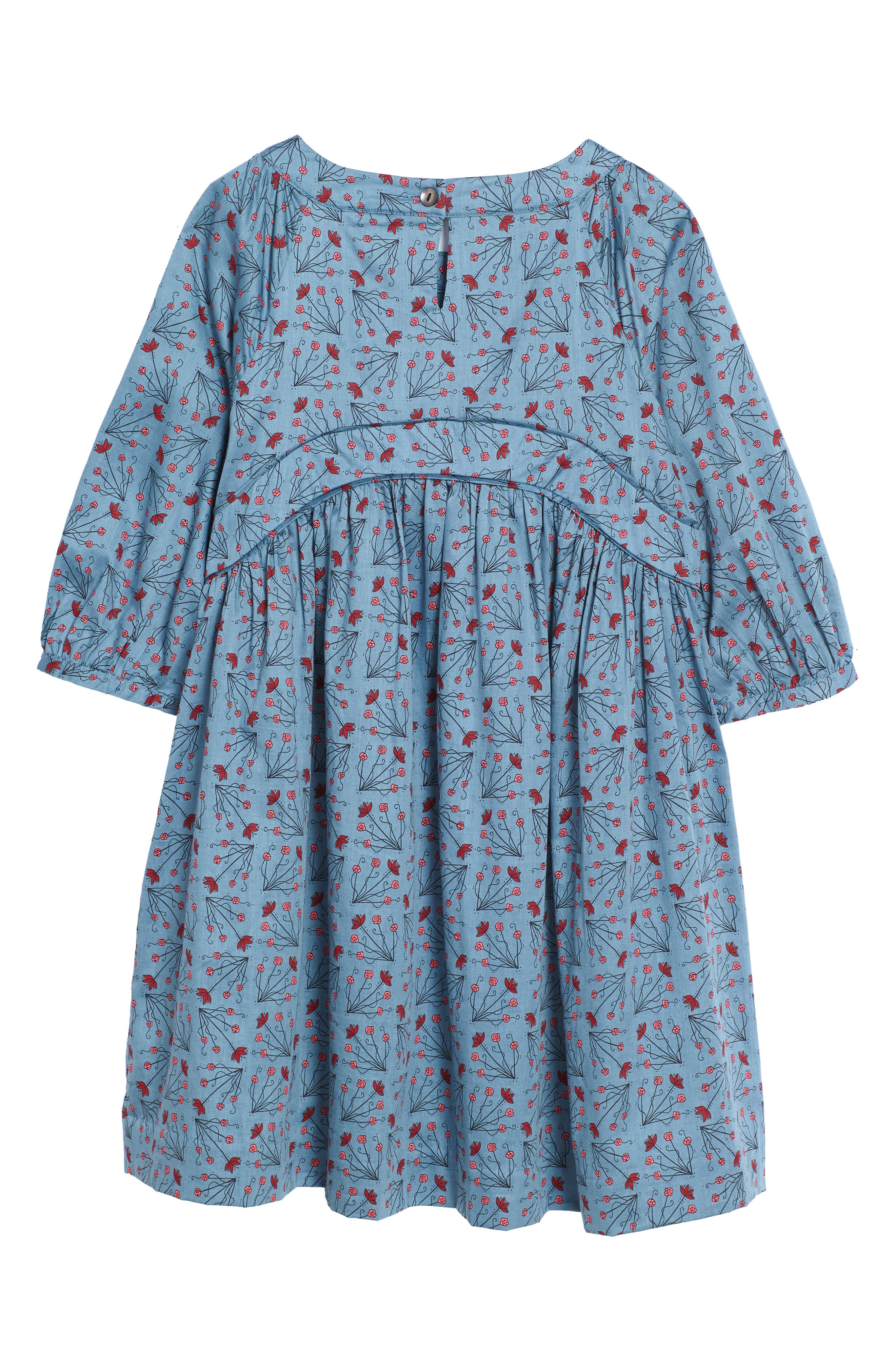 Aviemore Empire Dress,                             Alternate thumbnail 2, color,