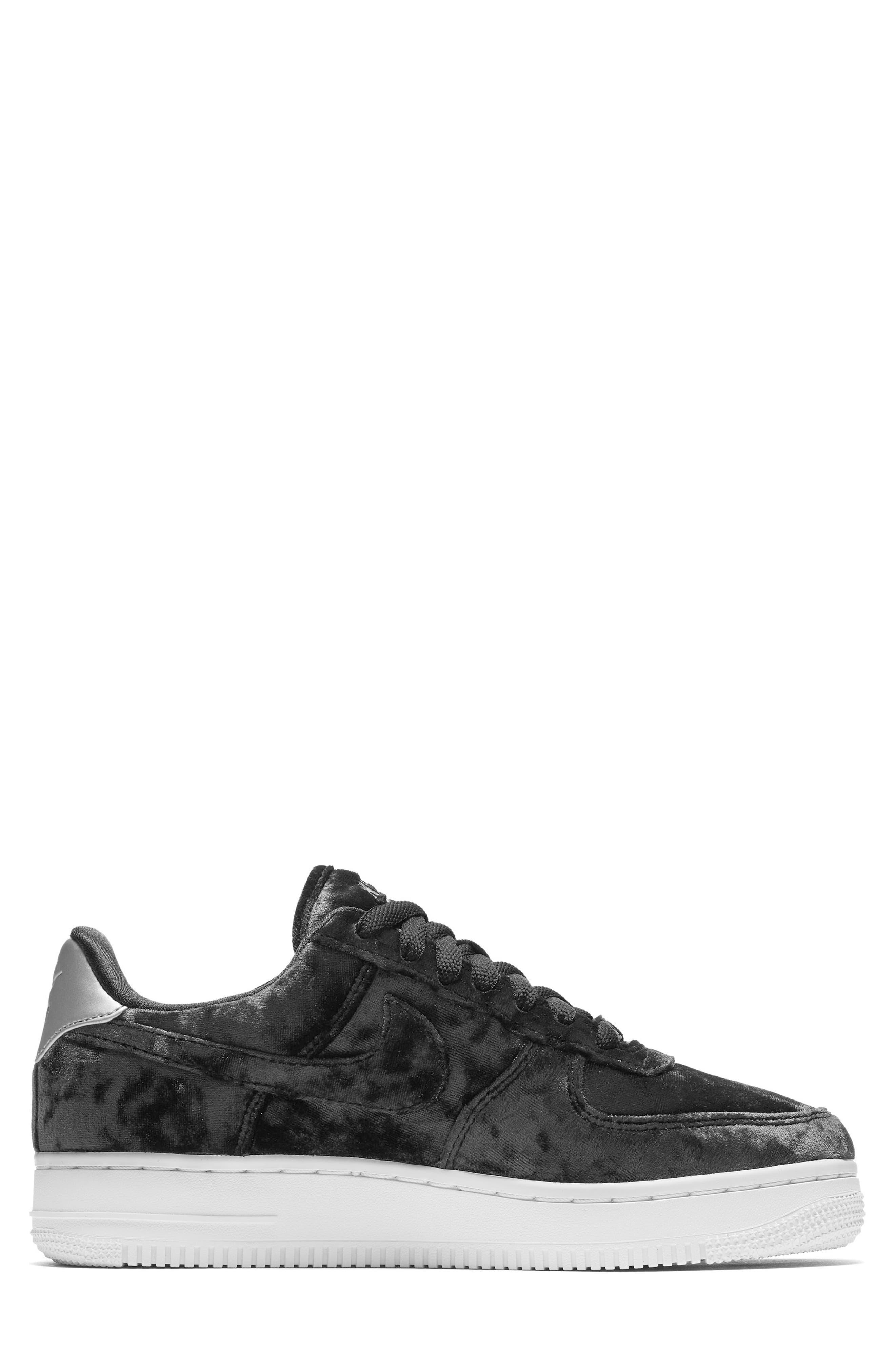 Air Force 1 '07 Premium Sneaker,                             Alternate thumbnail 3, color,                             003