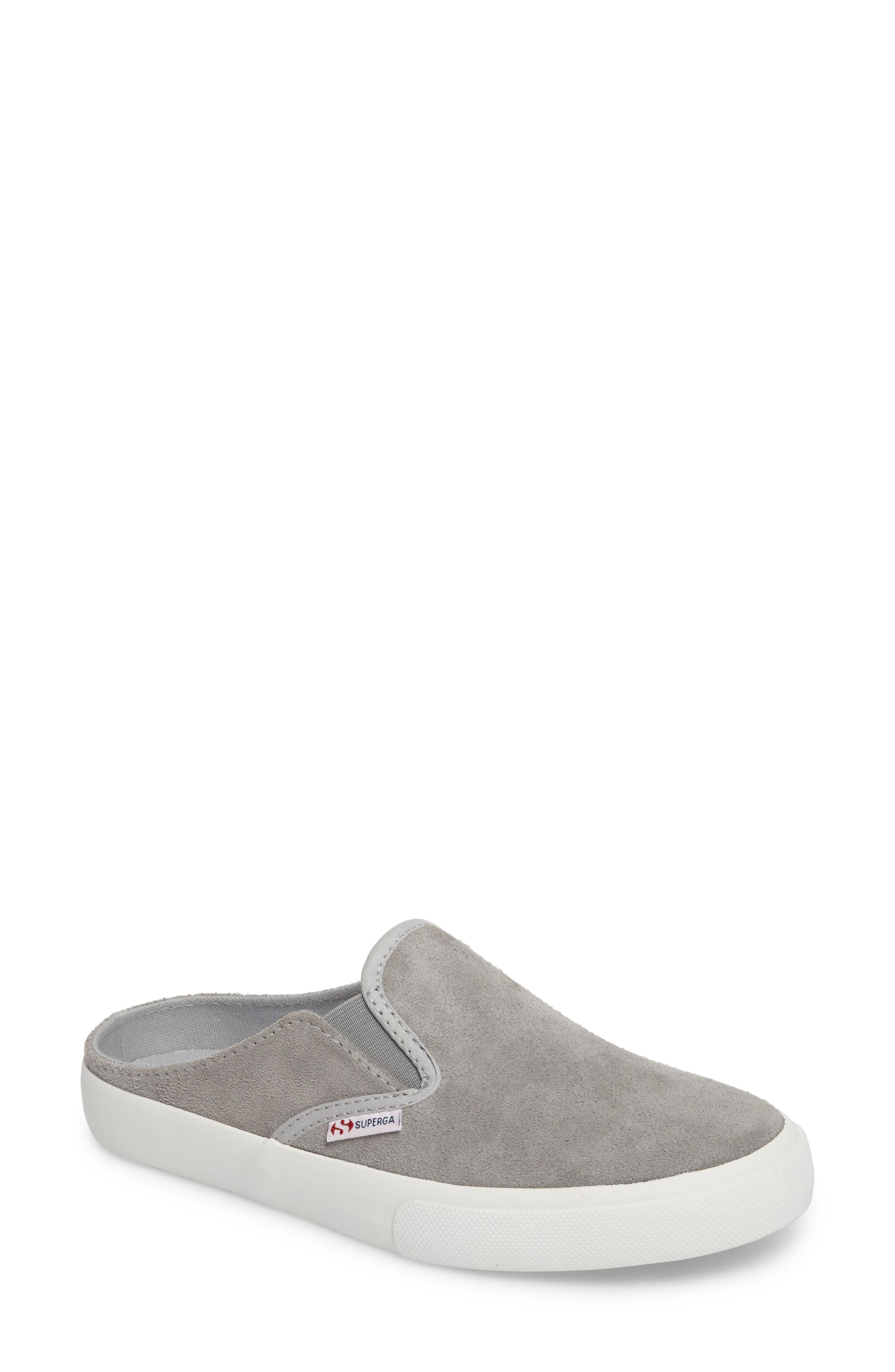 Slip-On Mule Sneaker,                             Main thumbnail 1, color,                             020