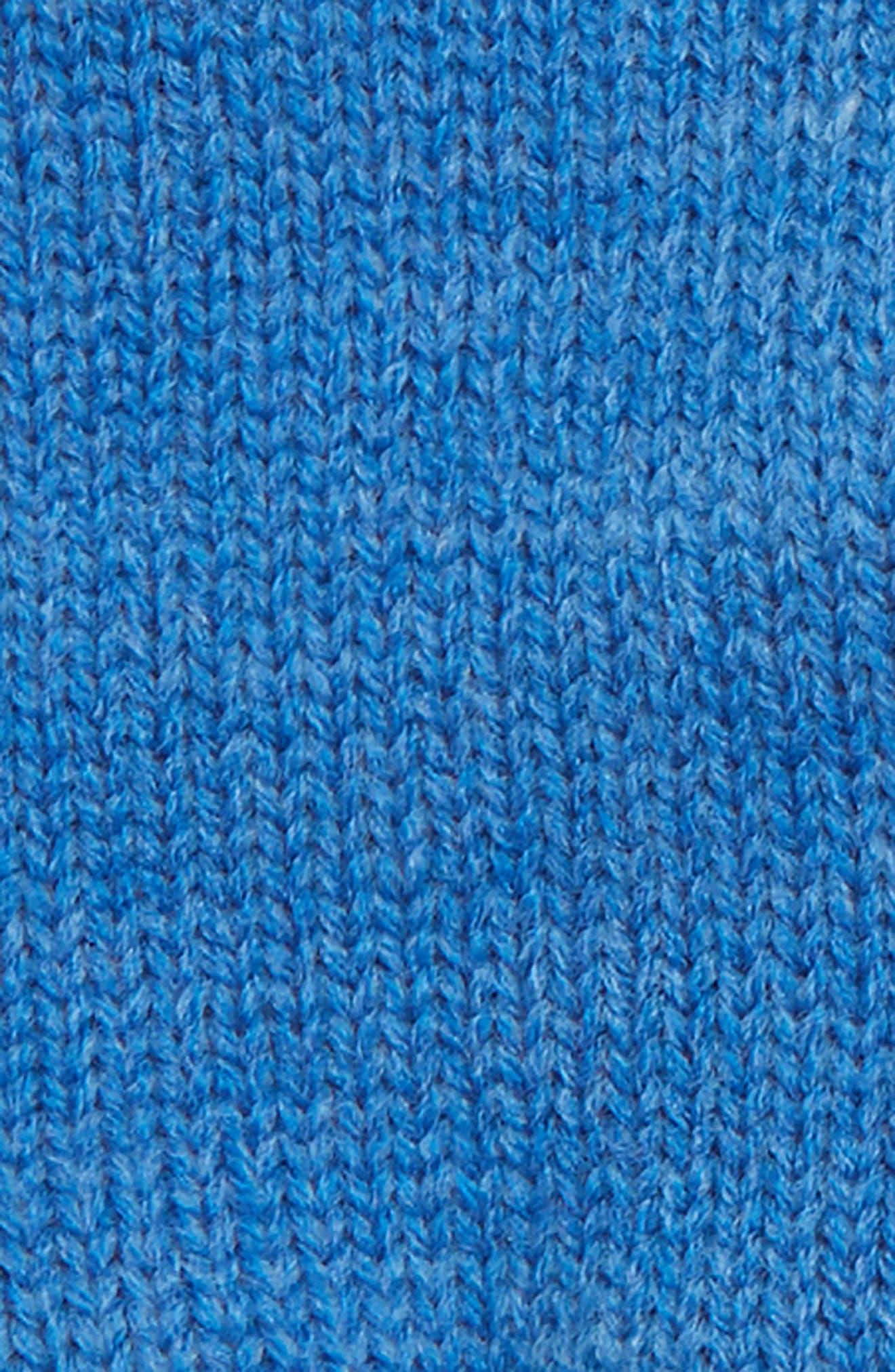 TROUVÉ,                             Basic Fingerless Gloves,                             Alternate thumbnail 2, color,                             BLUE CAMP