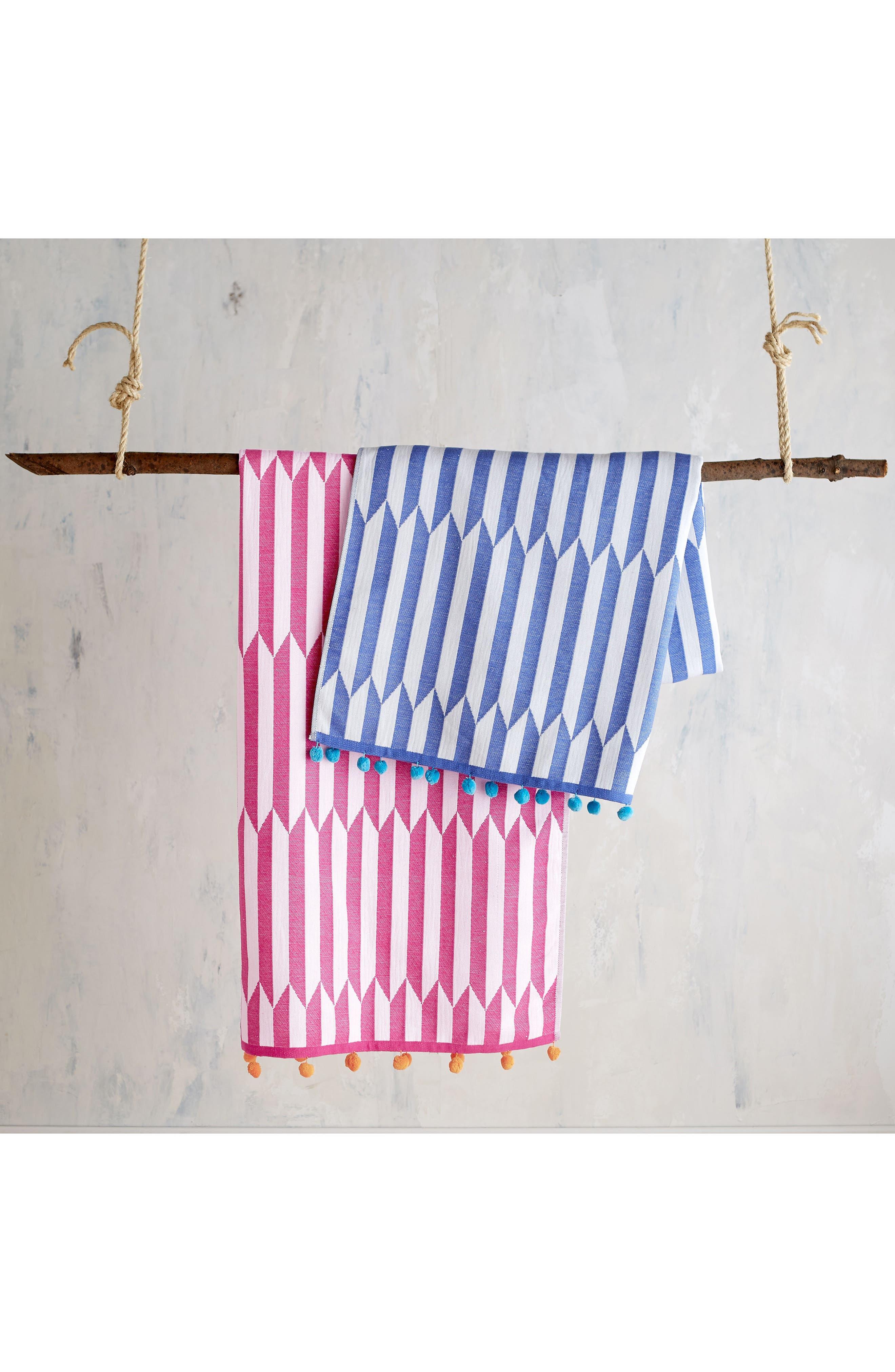 Nicatta Hammam Bath Towel,                             Alternate thumbnail 2, color,                             500
