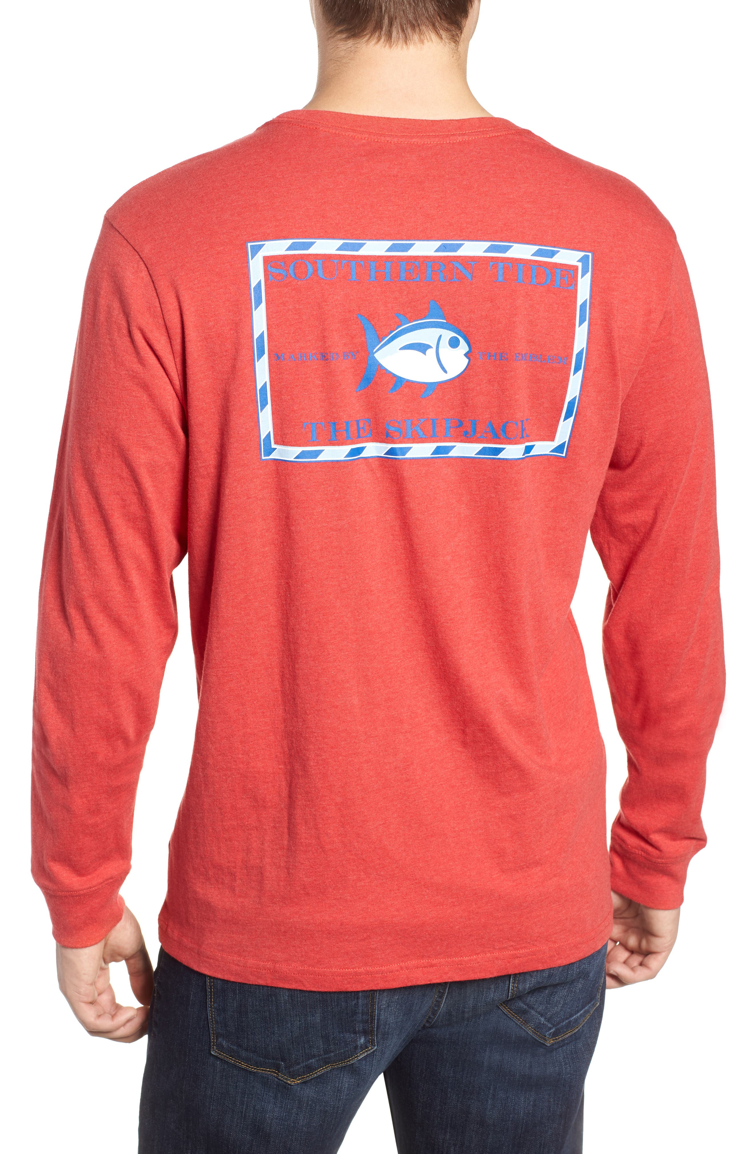 Original Skipjack T-Shirt,                             Alternate thumbnail 11, color,