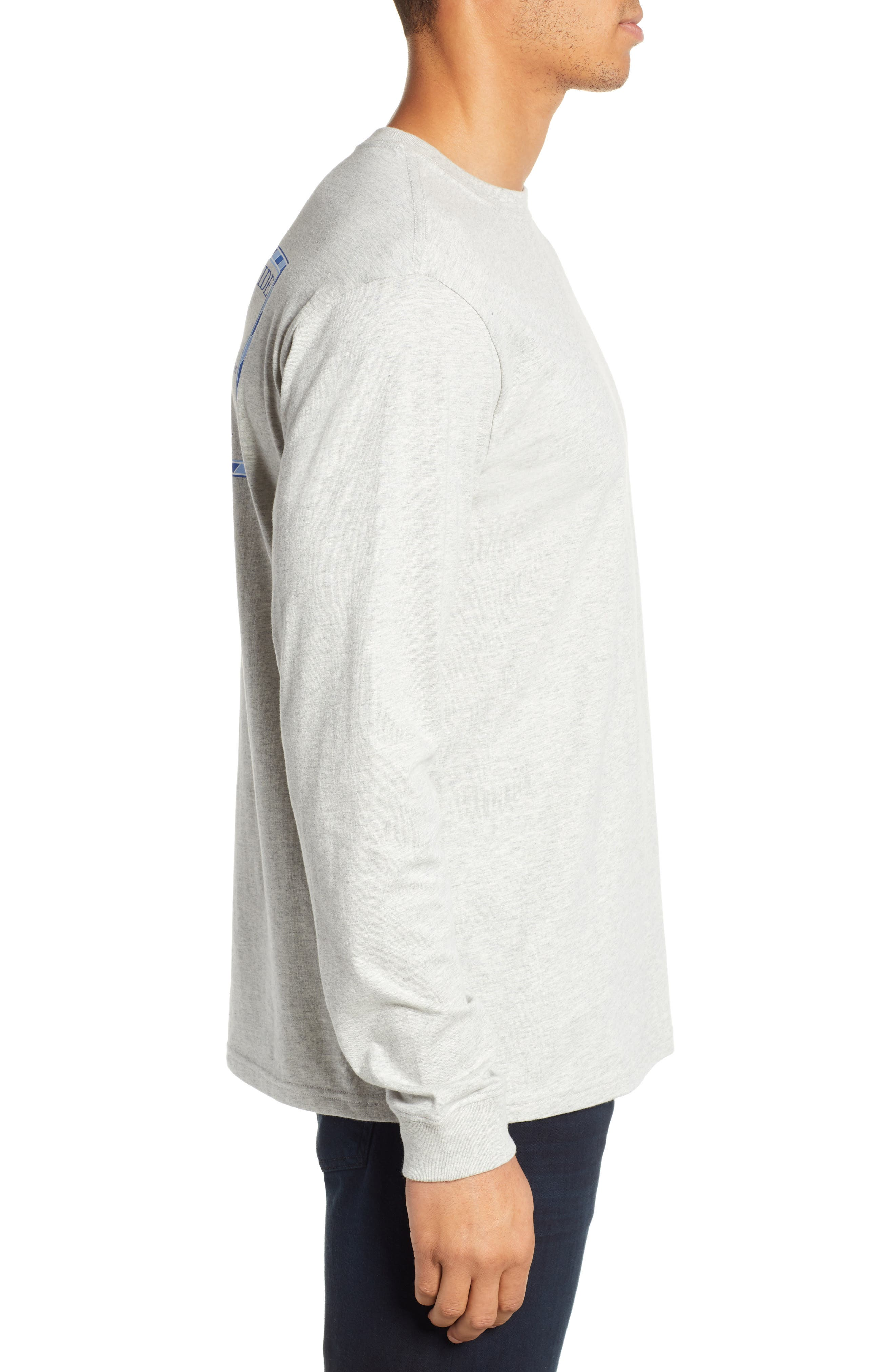 Original Skipjack T-Shirt,                             Alternate thumbnail 3, color,                             LIGHT GREY