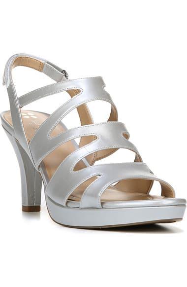 ada15c9bc43a Naturalizer  Pressley  Slingback Platform Sandal (Women)