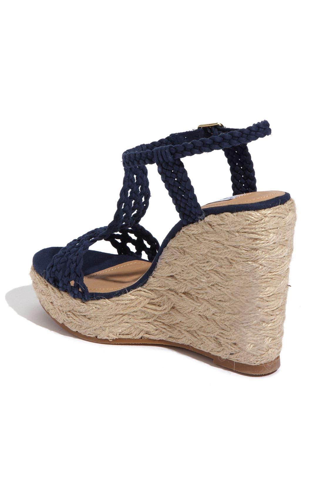 'Manngo' Woven Sandal,                             Alternate thumbnail 11, color,
