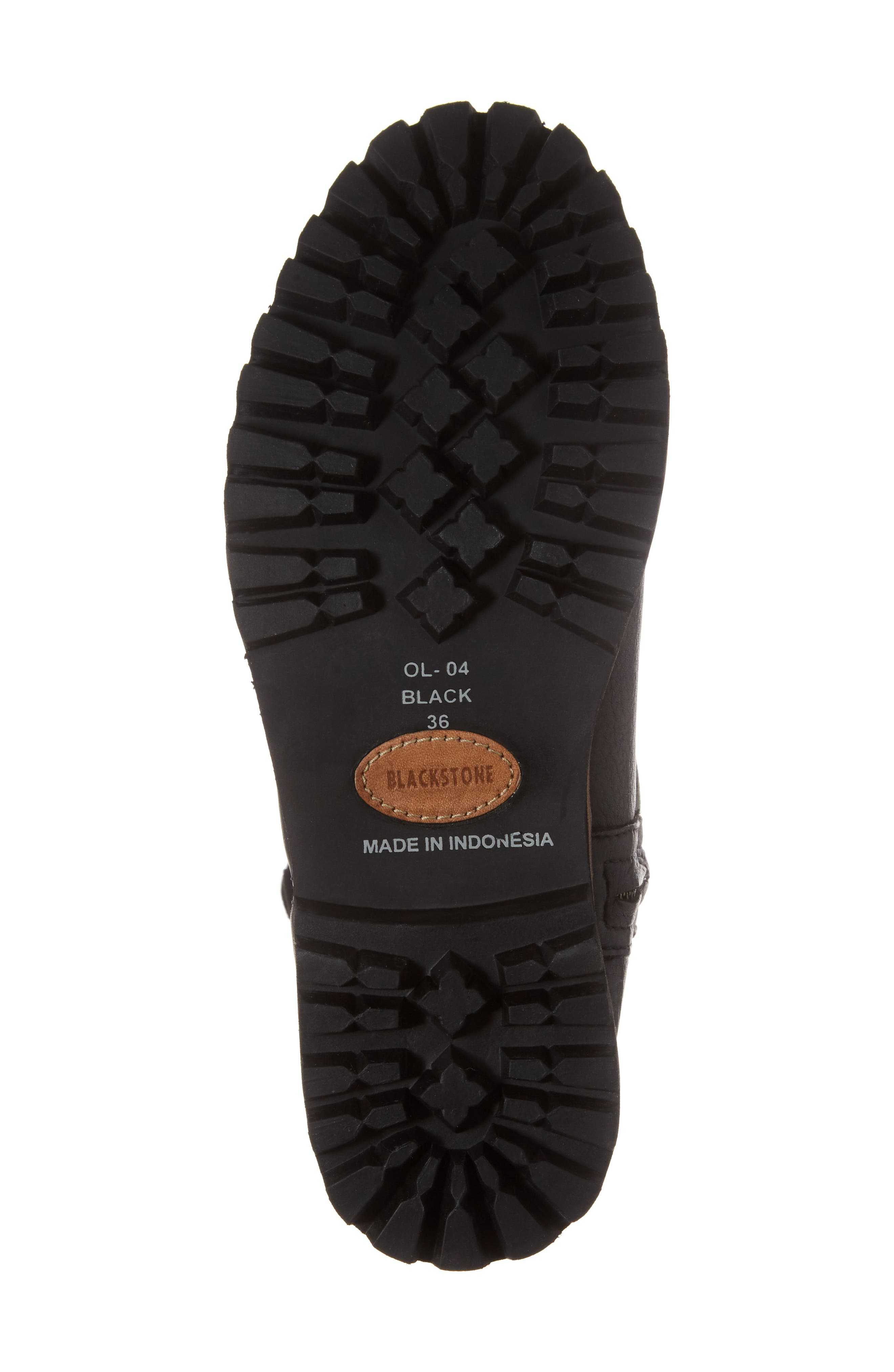 OL04 Tall Boot,                             Alternate thumbnail 6, color,                             BLACK SUEDE