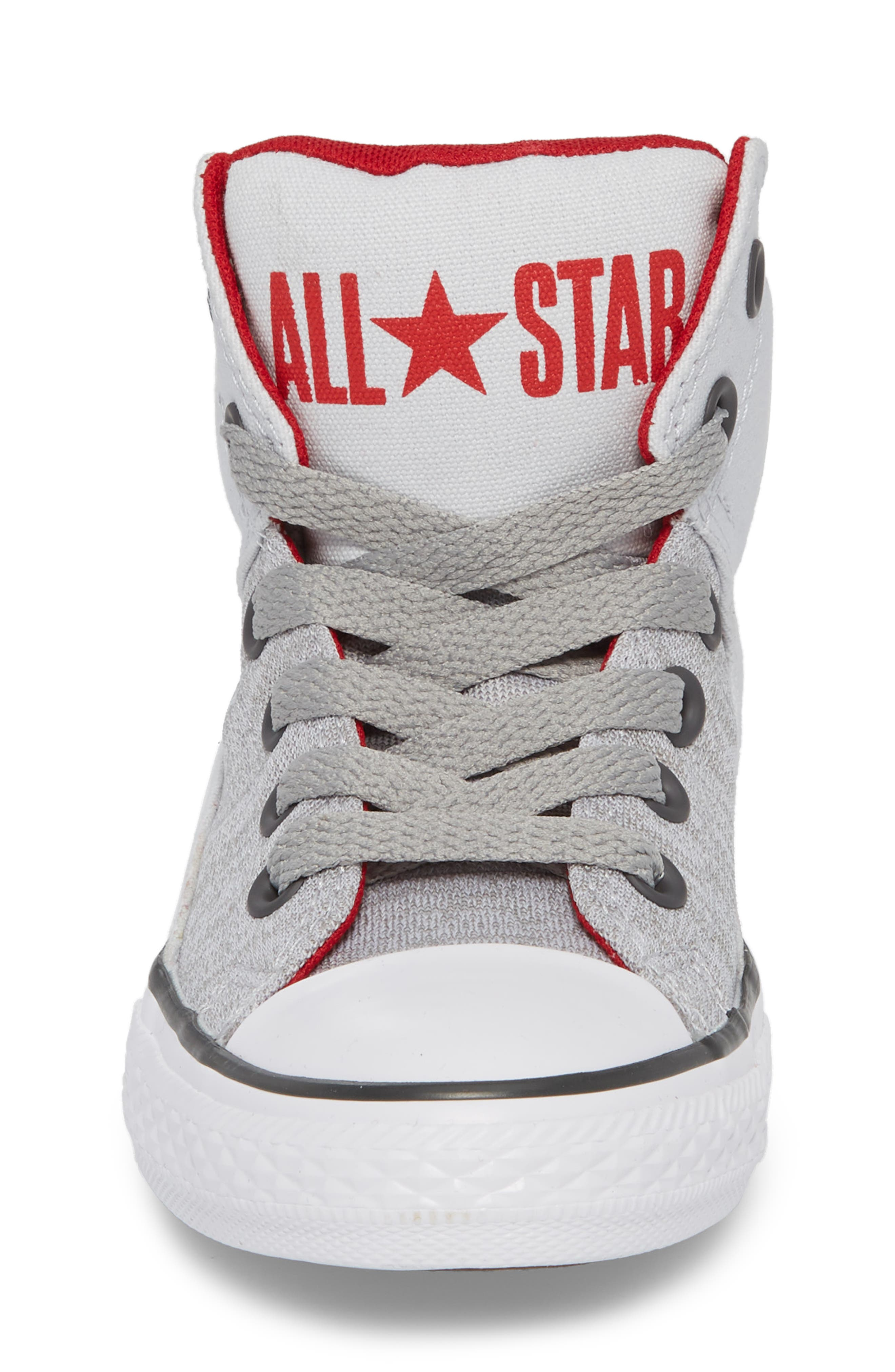 Chuck Taylor<sup>®</sup> All Star<sup>®</sup> High Street High Top Sneaker,                             Alternate thumbnail 8, color,