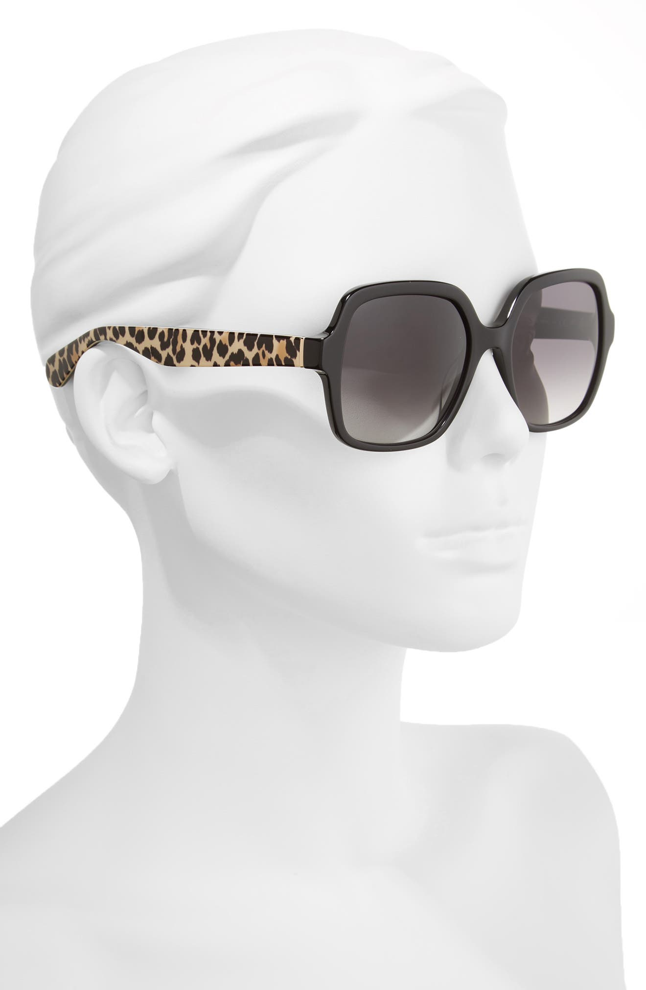 katelee 54mm sunglasses,                             Alternate thumbnail 2, color,                             002