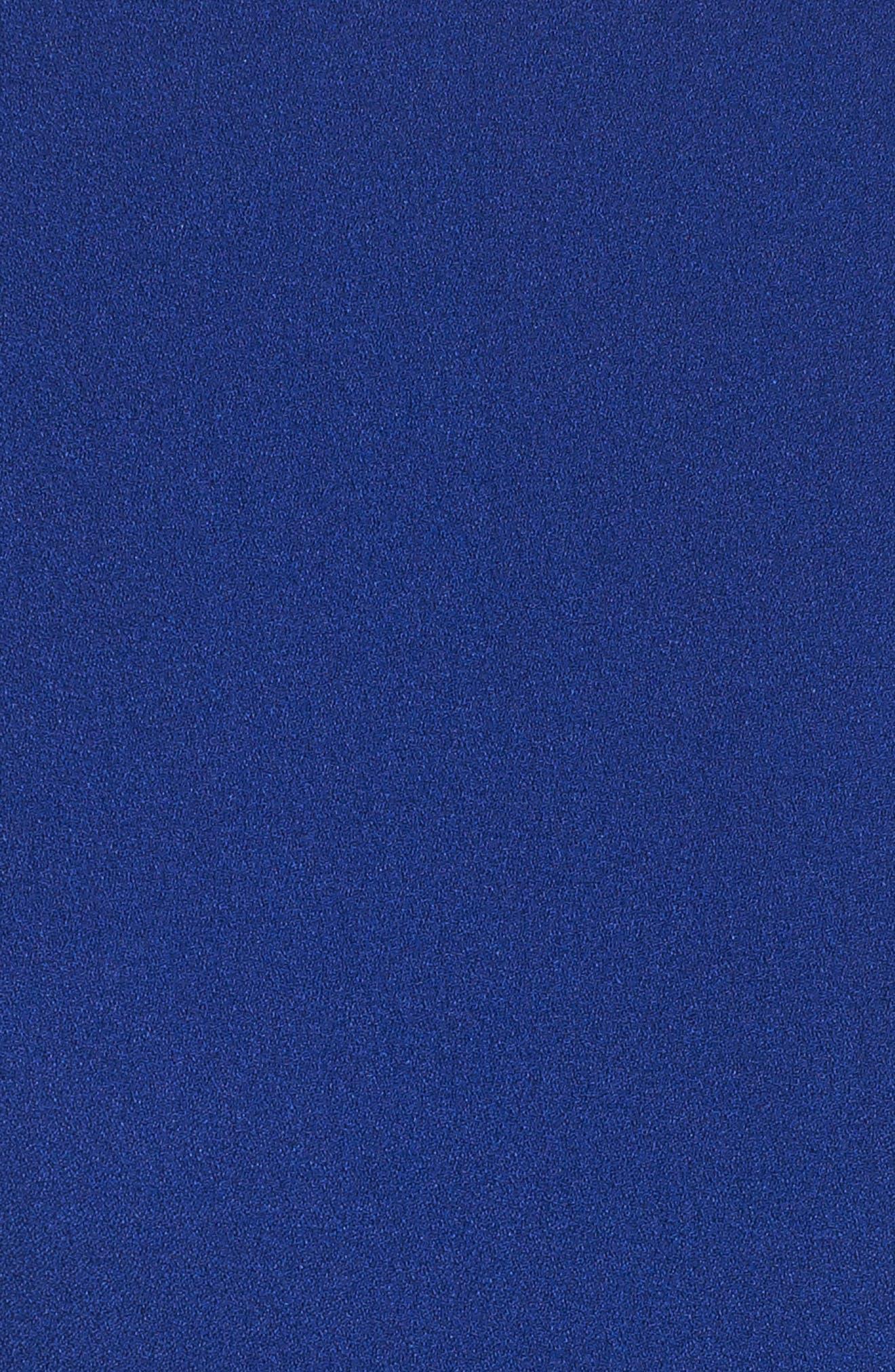 Ruffle Sheath Dress,                             Alternate thumbnail 5, color,                             498