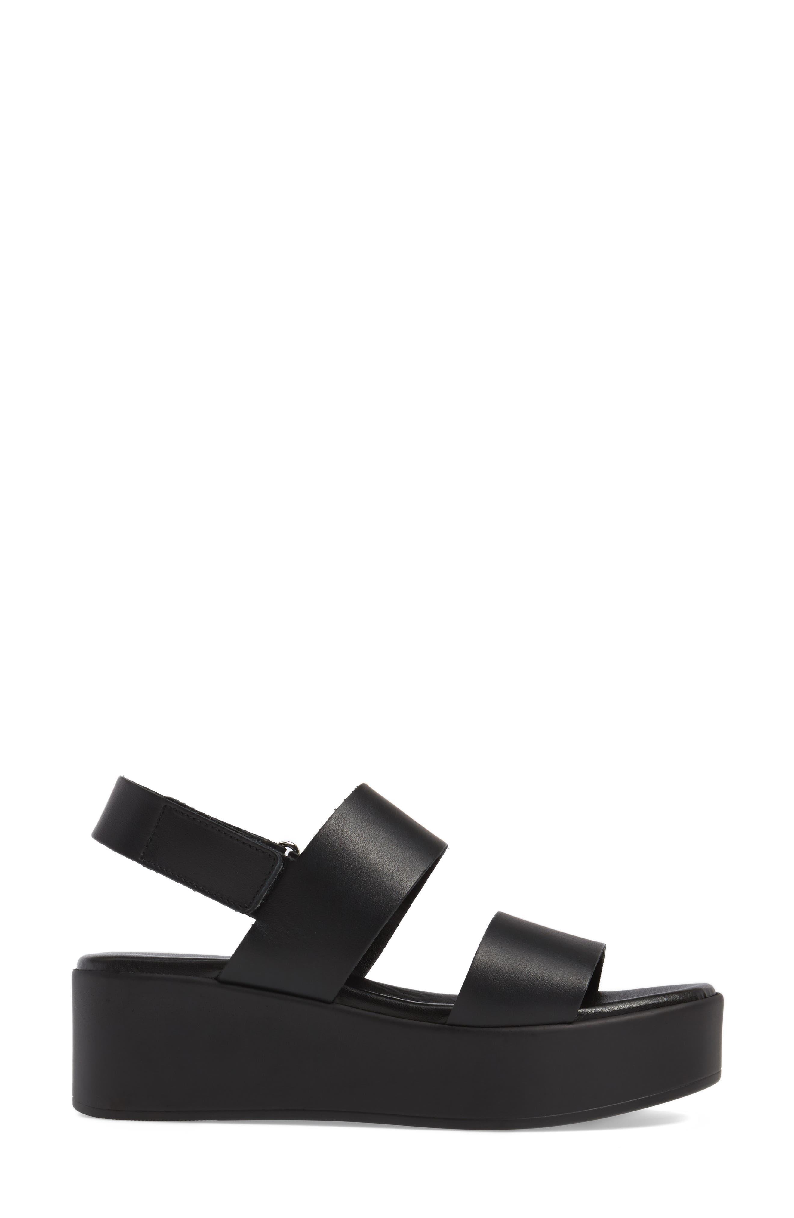 Rachel Platform Wedge Sandal,                             Alternate thumbnail 13, color,