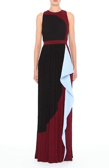 Milda Crystal Pleat Dress, video thumbnail