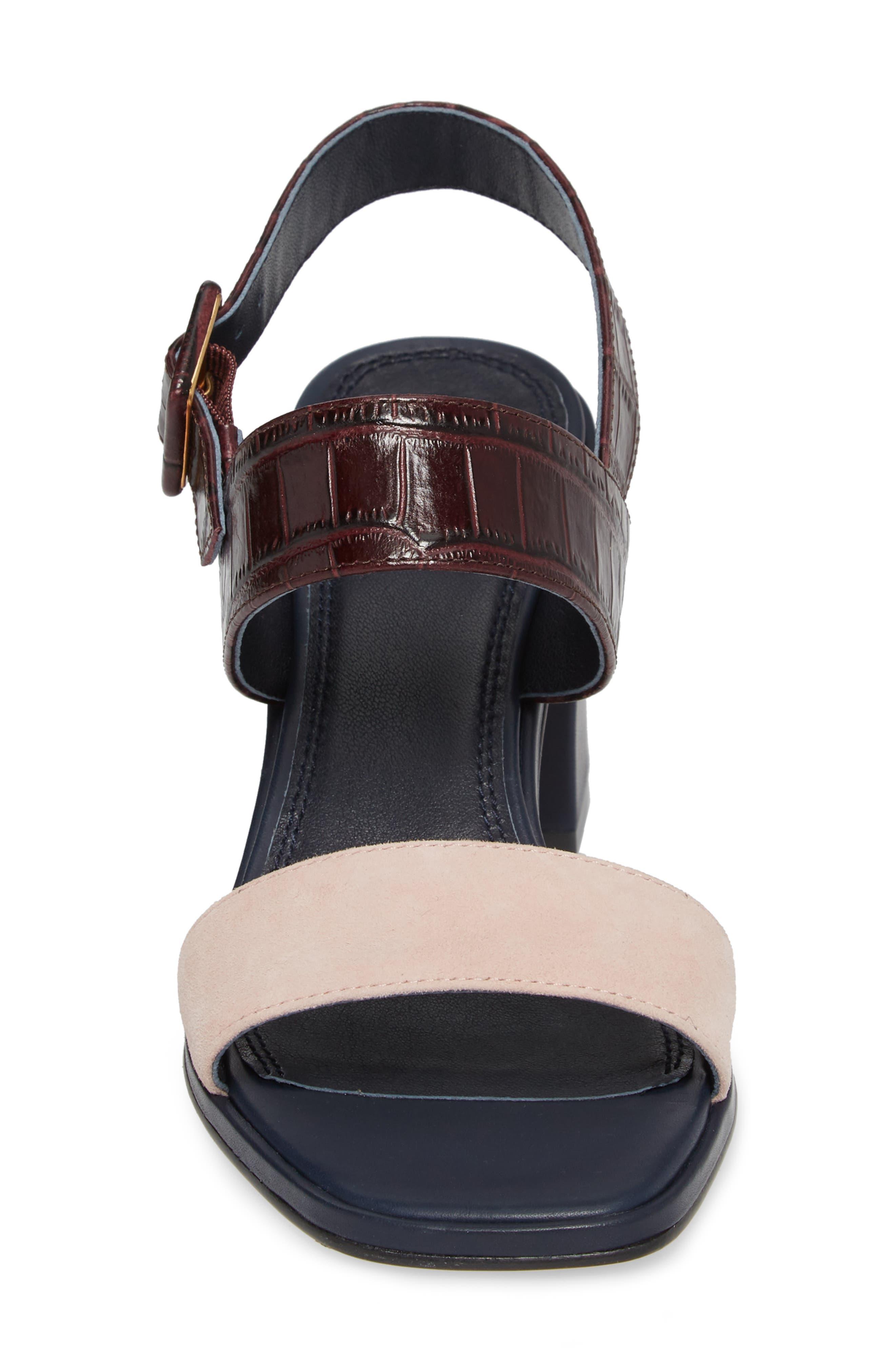 Delaney Double Strap Sandal,                             Alternate thumbnail 23, color,