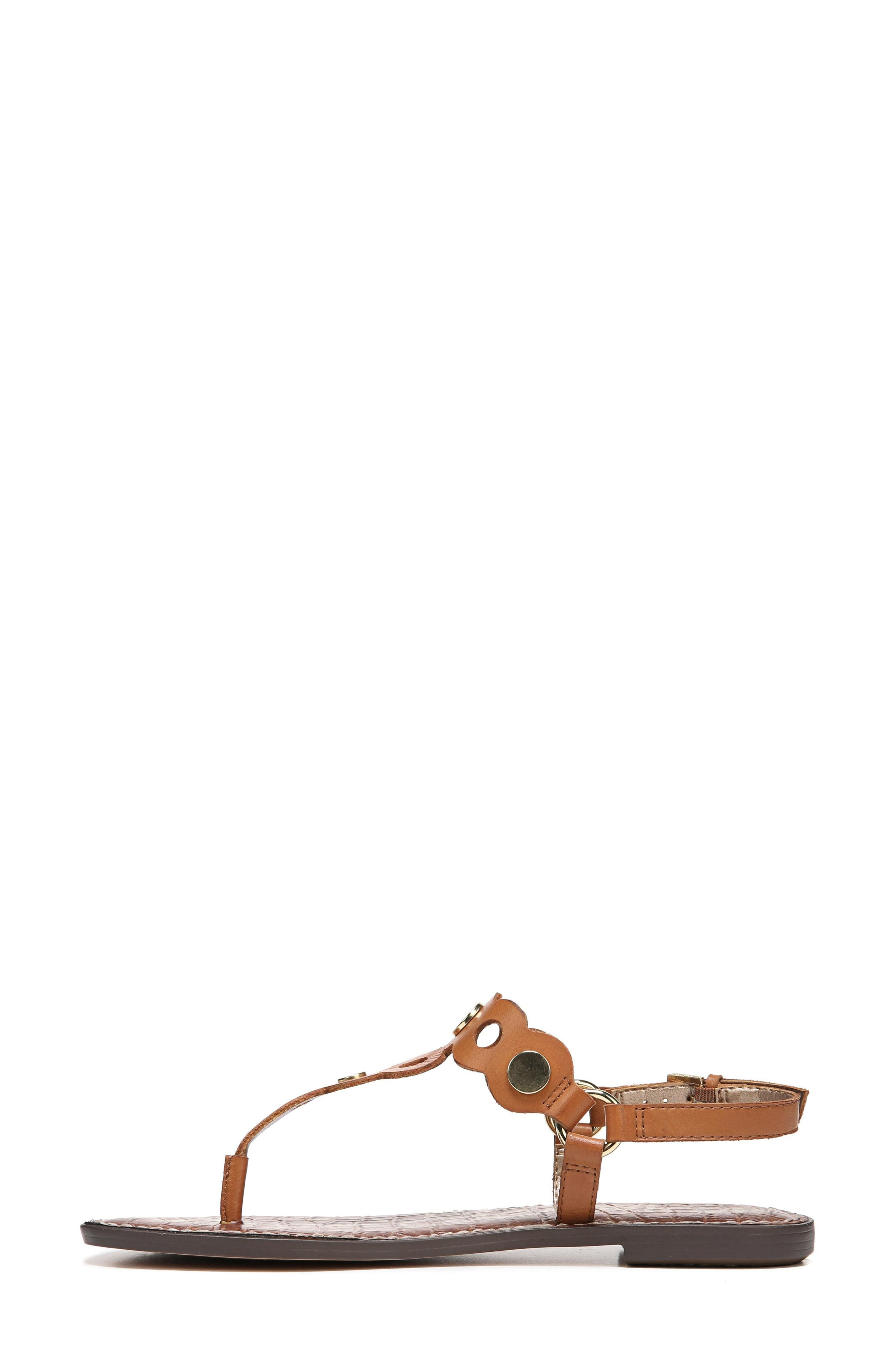 Gilly T-Strap Sandal,                             Alternate thumbnail 12, color,