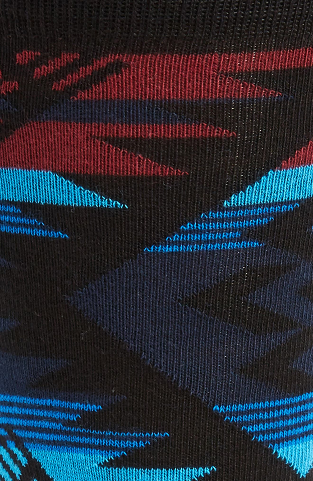 Geometric Socks,                             Alternate thumbnail 3, color,