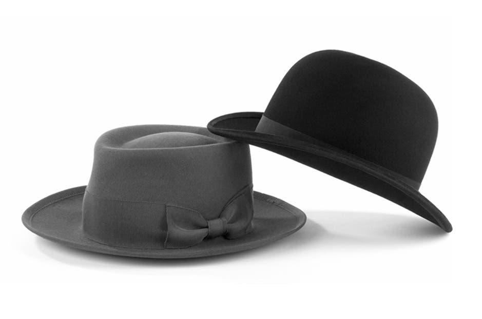 Maison Michel hats.