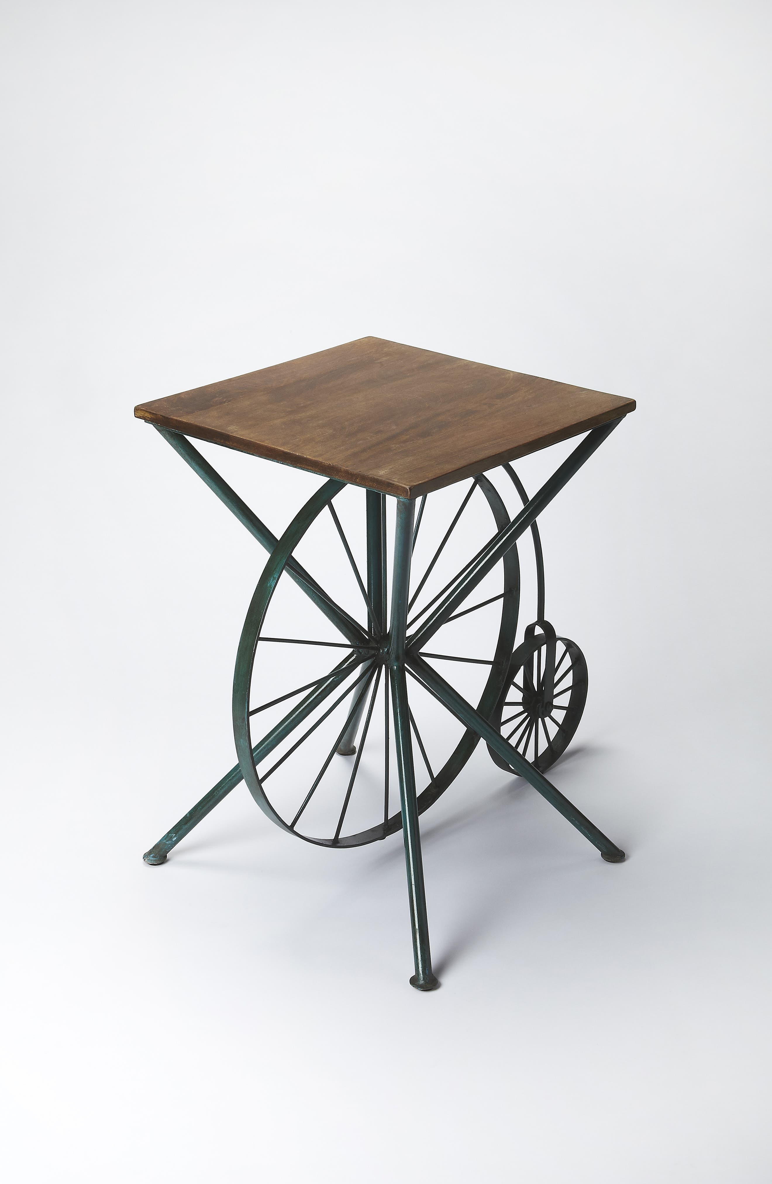 Bicycle Accent Table,                             Alternate thumbnail 4, color,                             020