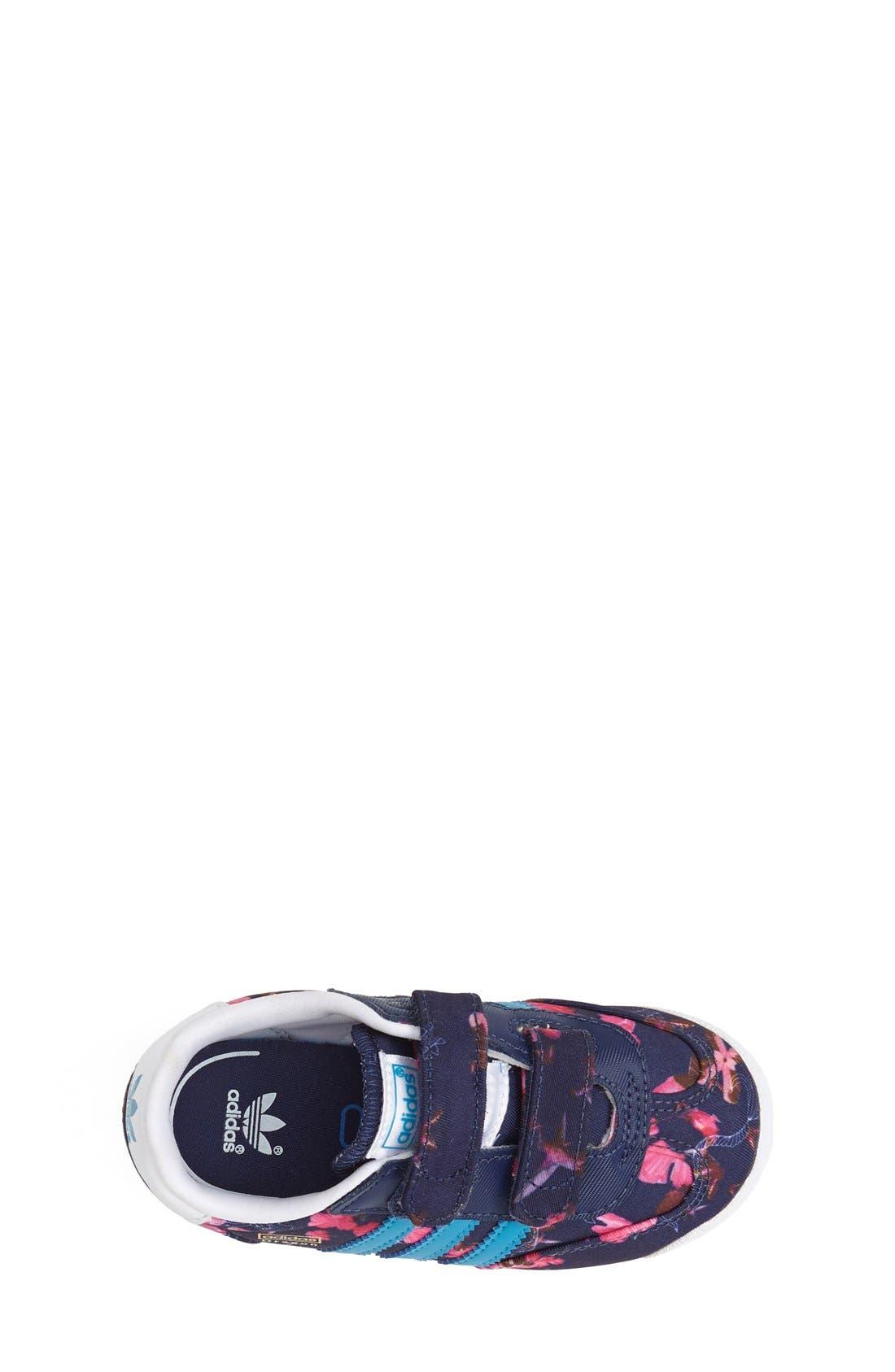 'Dragon - Floral' Sneaker,                             Alternate thumbnail 2, color,                             100