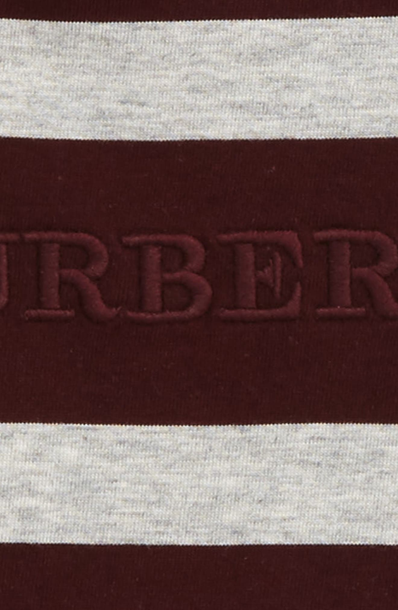 Mathew Stripe T-Shirt,                             Alternate thumbnail 2, color,                             930