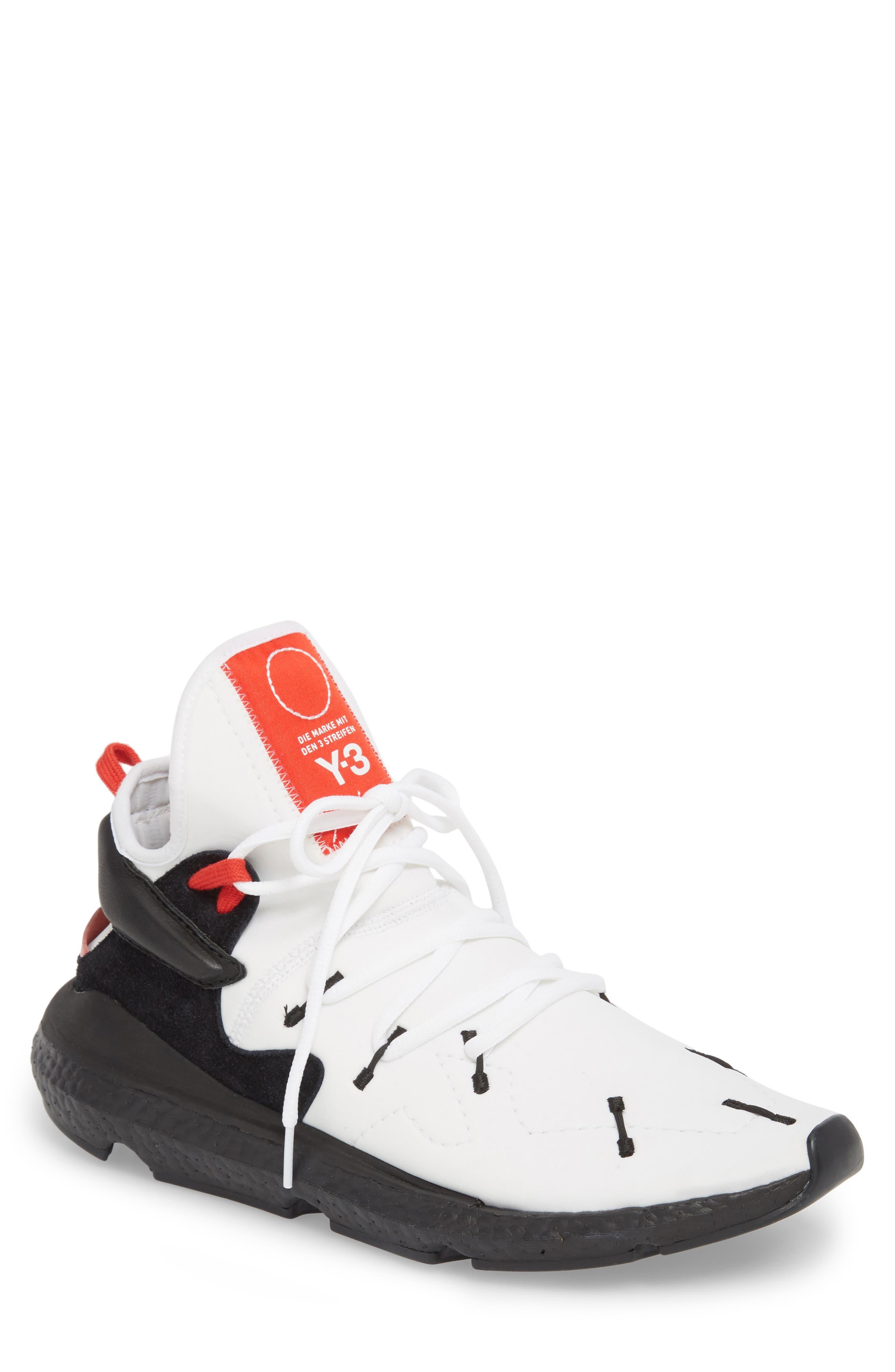 Y-3 x adidas Kusari II Sneaker, Main, color, 100