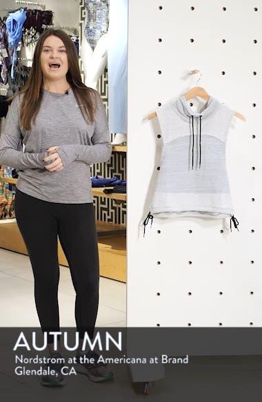 Free People 'Wrap It Up' Funnel Neck Vest, sales video thumbnail