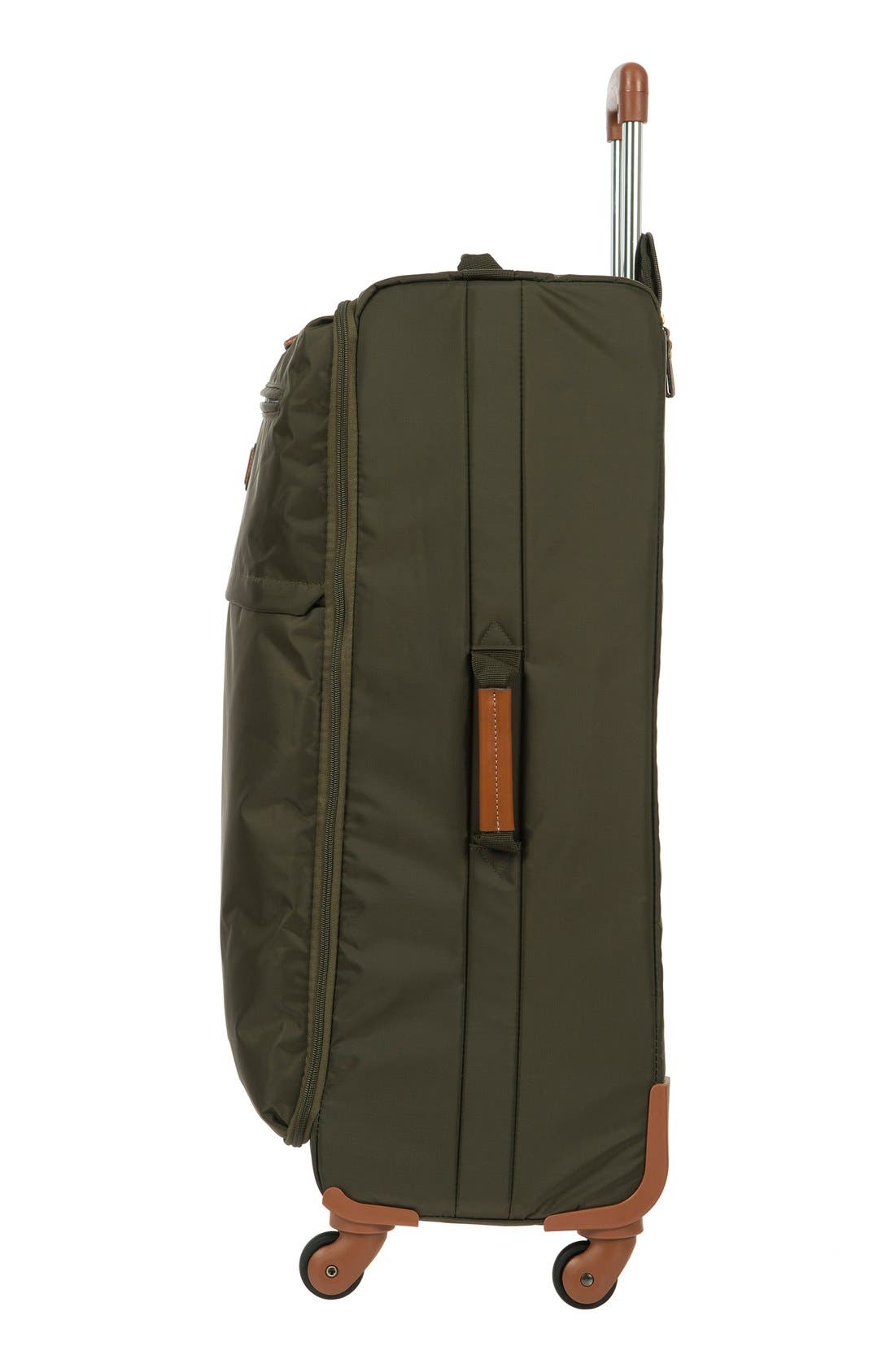 X-Bag 30-Inch Spinner Suitcase,                             Alternate thumbnail 9, color,                             OLIVE