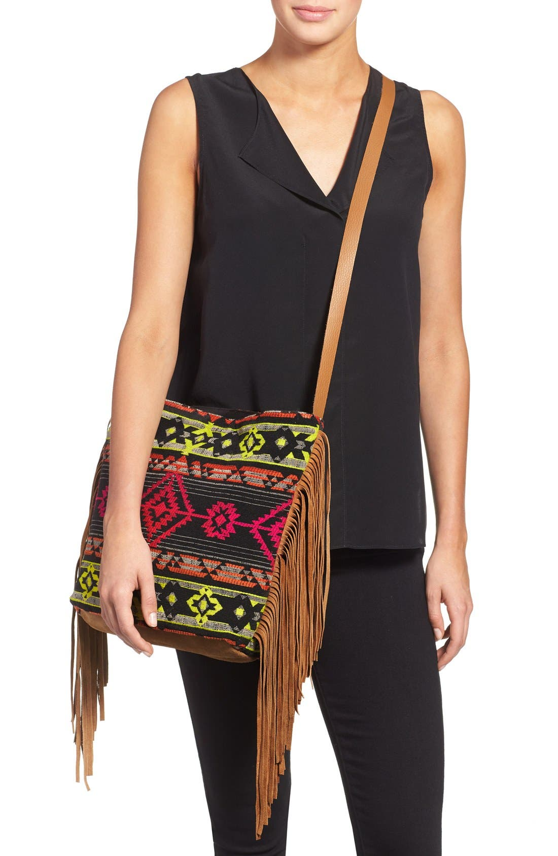 'Orly' Crossbody bag,                             Alternate thumbnail 2, color,                             960