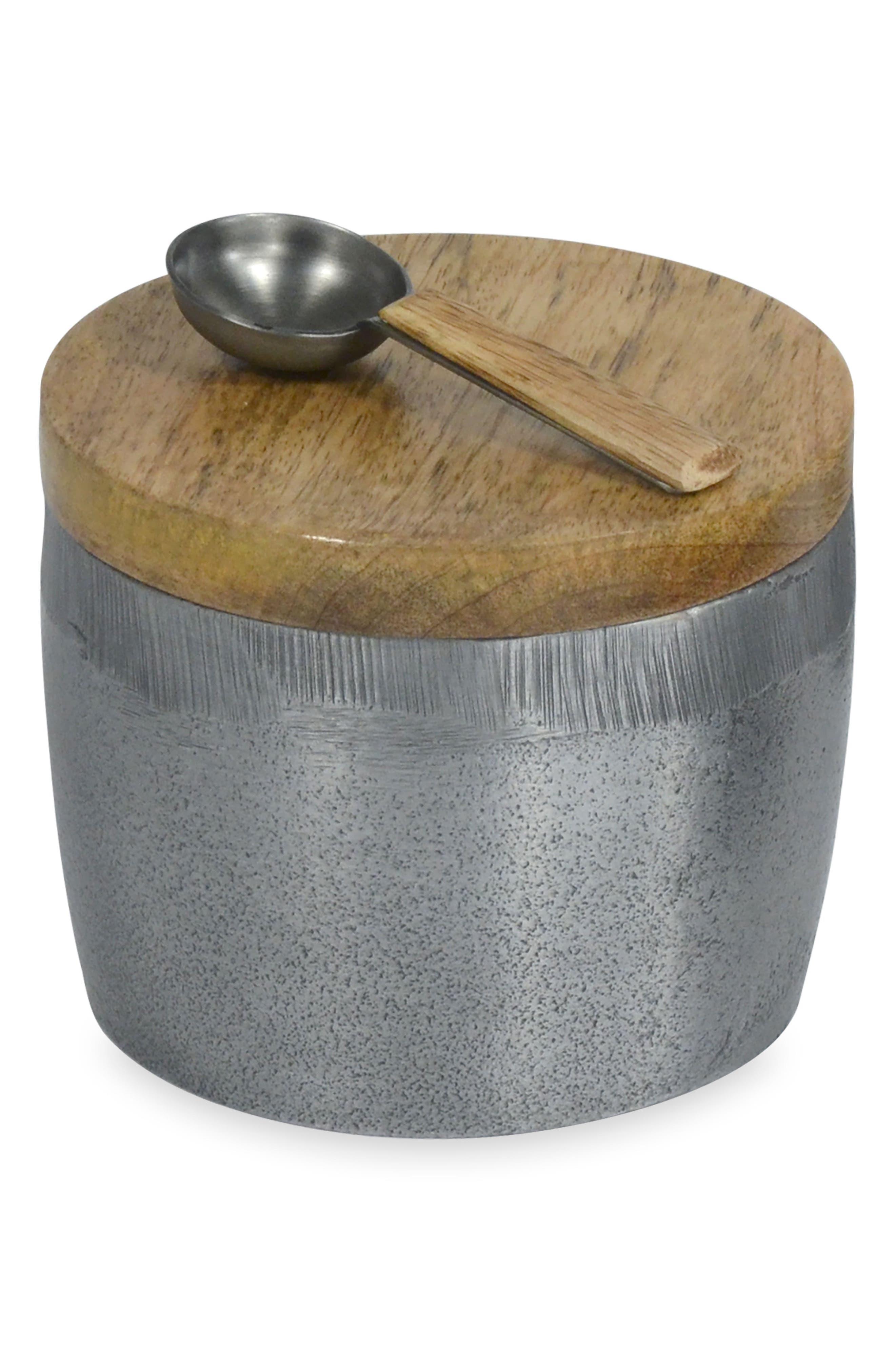 Pure Aluminum Jar,                             Main thumbnail 1, color,                             020