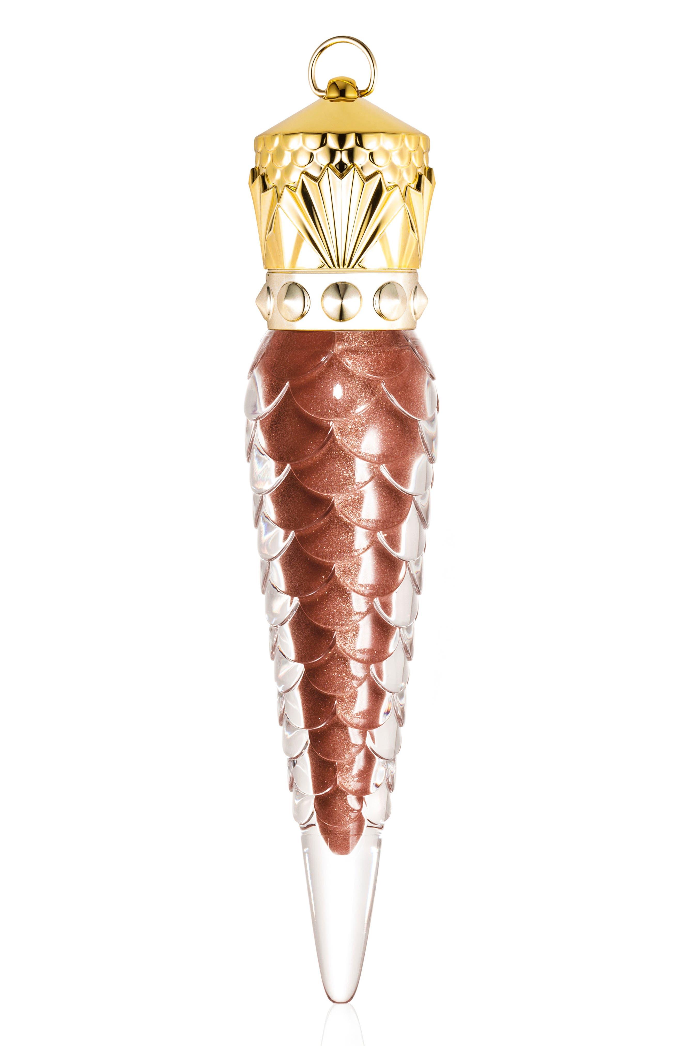 Metalinudes Loubilaque Lip Lacquer,                         Main,                         color, BRONZISSIMA
