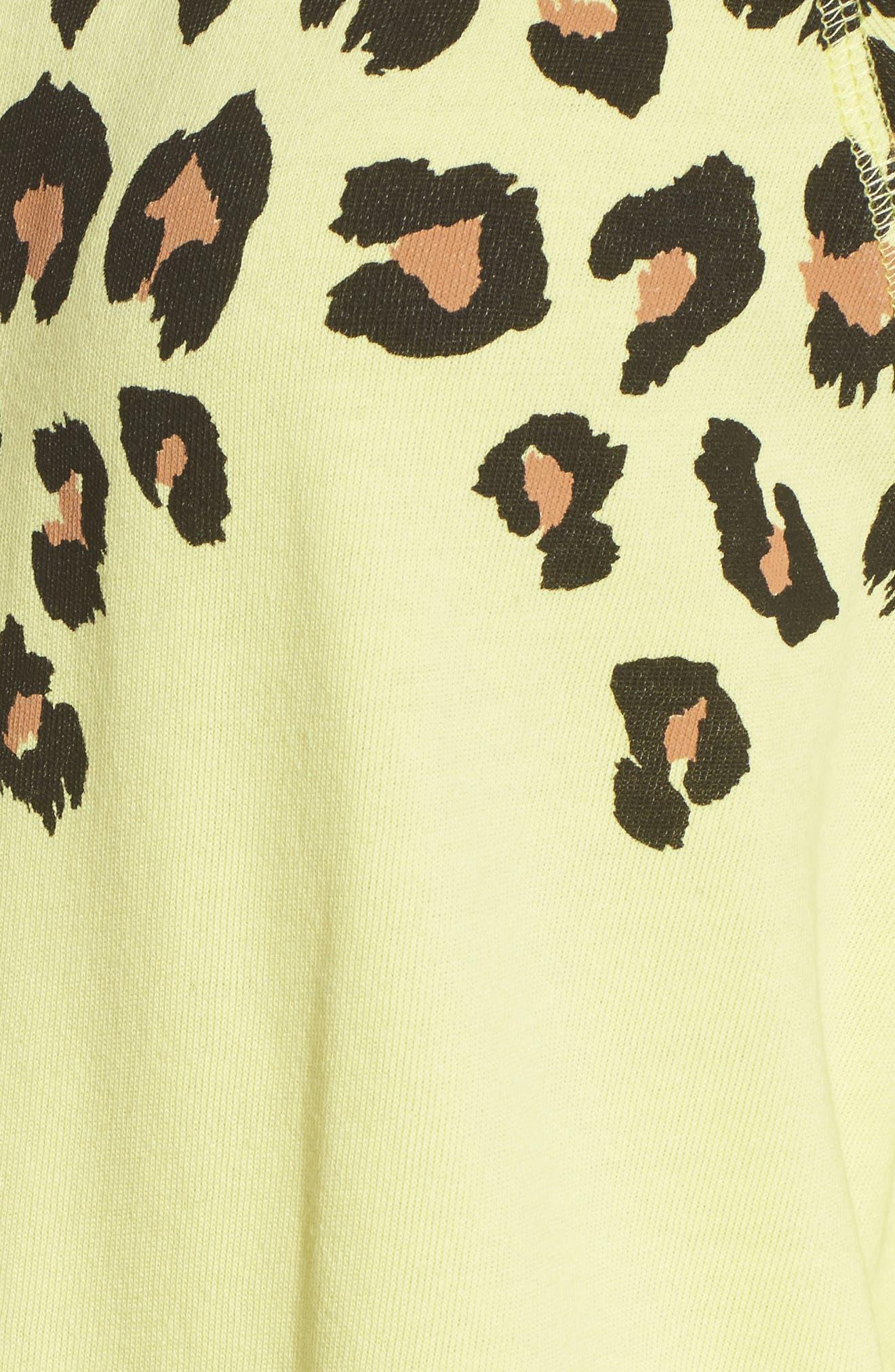 Animal Instinct - Sommers Sweatshirt,                             Alternate thumbnail 5, color,