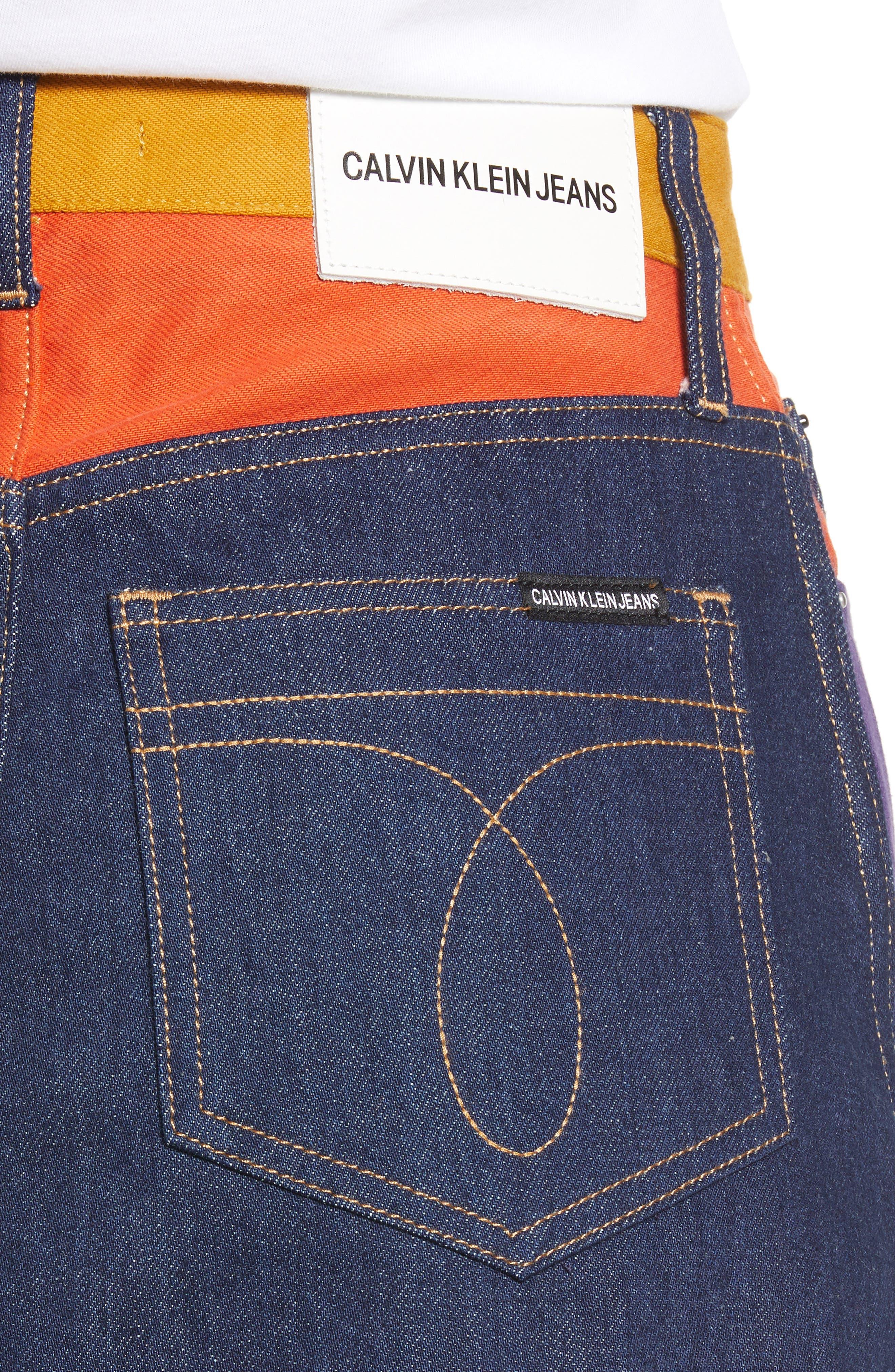 HR Miniskirt,                             Alternate thumbnail 4, color,                             UKELELY PATCH