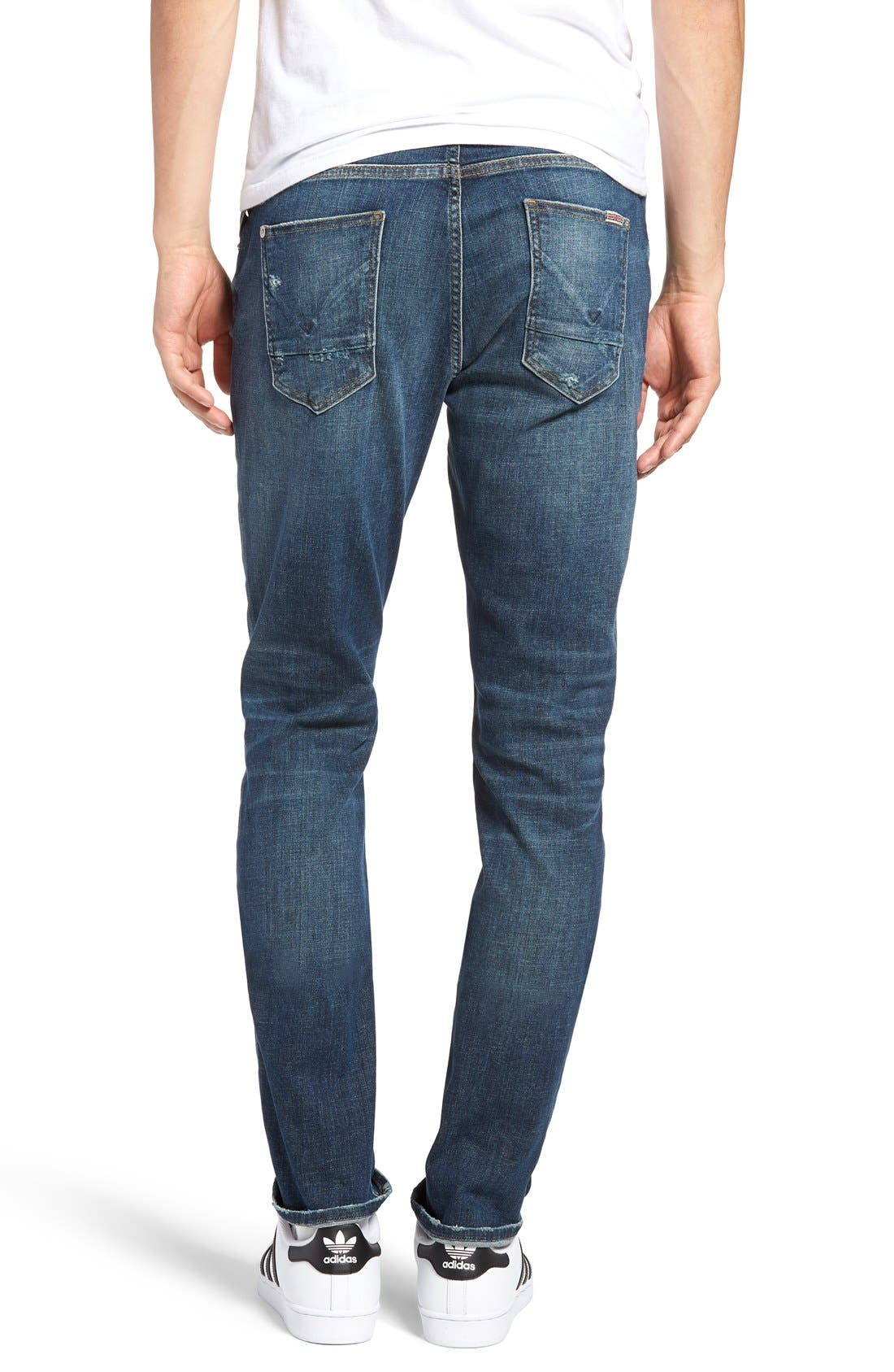 Sartor Slouchy Skinny Fit Jeans,                             Alternate thumbnail 2, color,