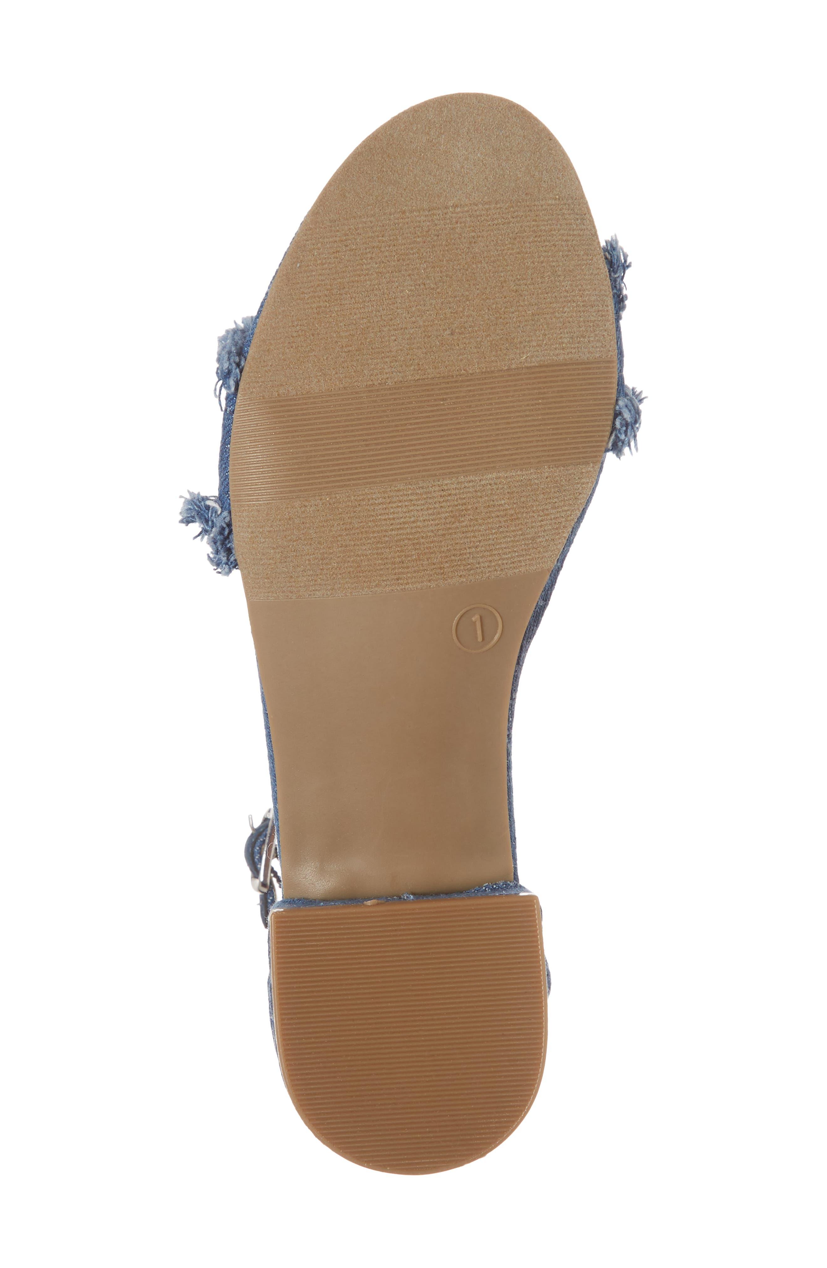 Jirene Metallic Sandal,                             Alternate thumbnail 6, color,                             401