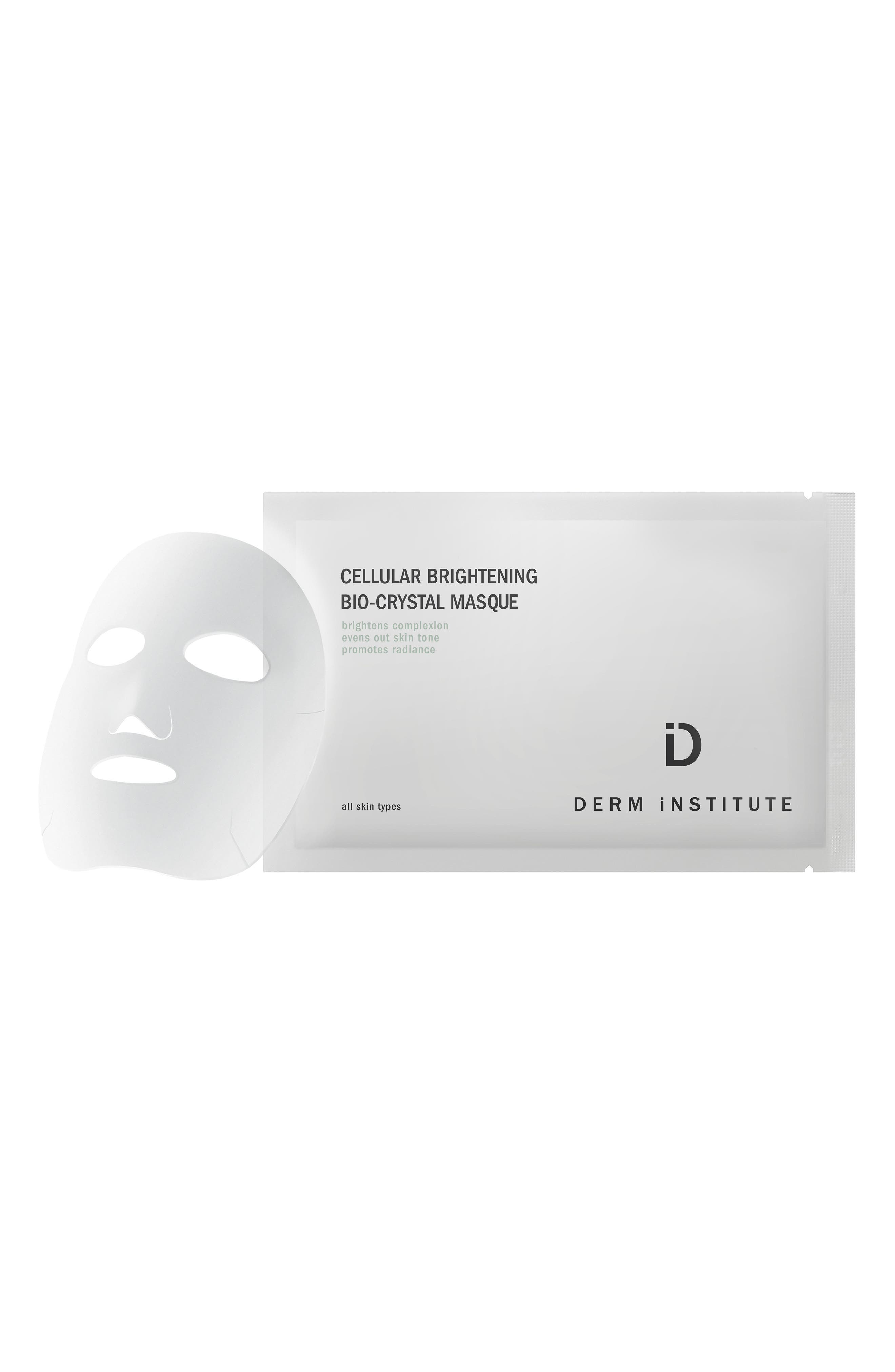 SPACE.NK.apothecary Derm Institute Cellular Brightening Bio-Crystal Masque,                             Main thumbnail 1, color,                             000