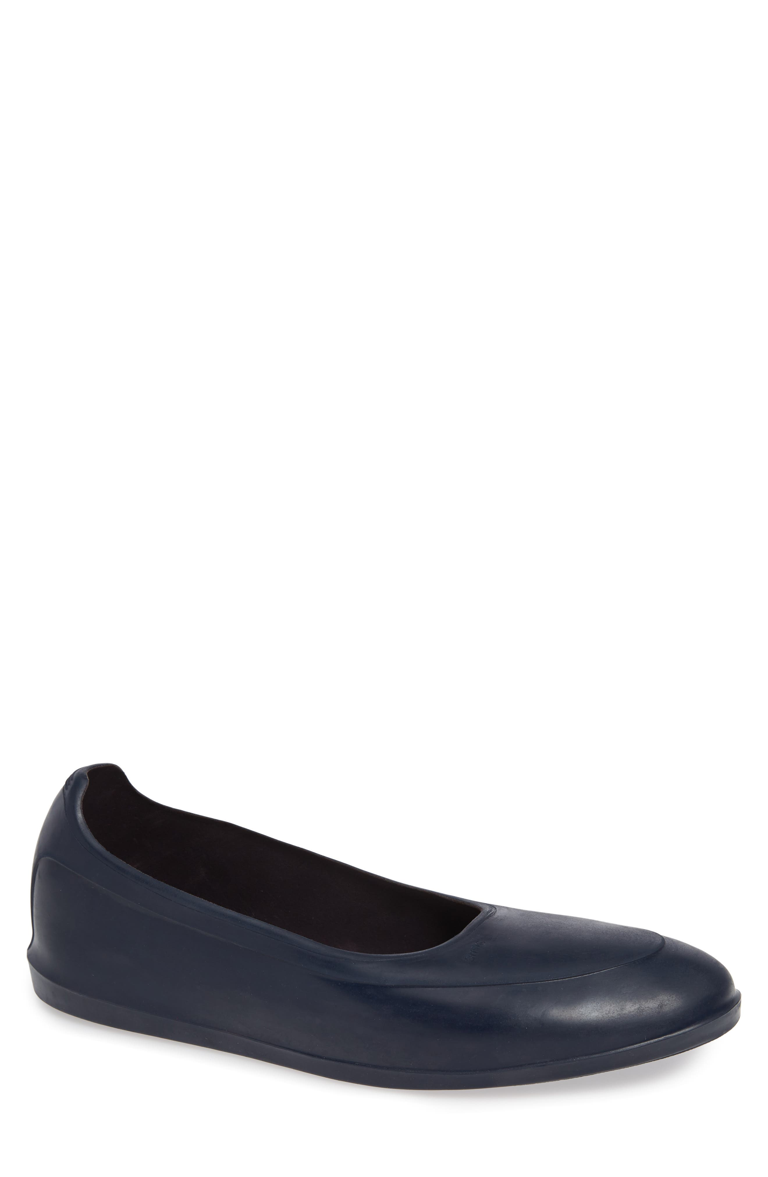 SWIMS Men'S Classic Rubber Galoshes in Navy