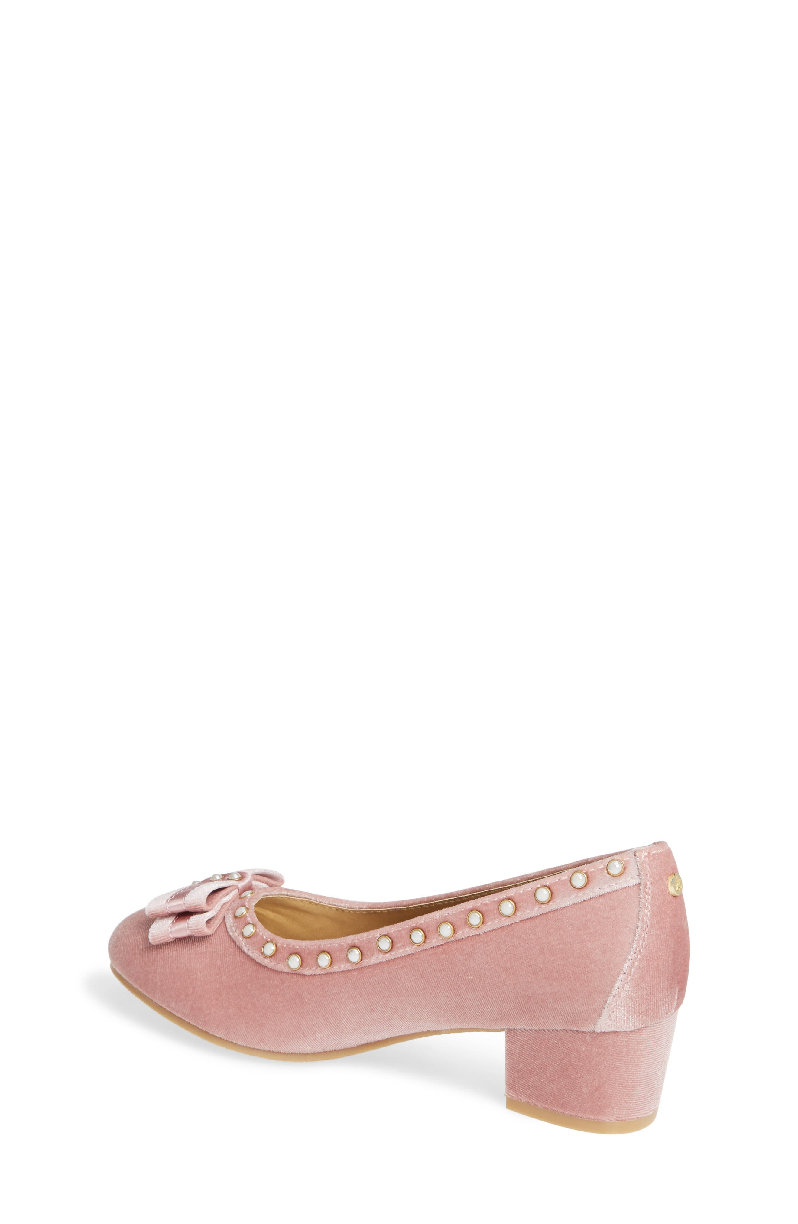 Evelyn Kammie Pump,                             Alternate thumbnail 2, color,                             MELLOW ROSE