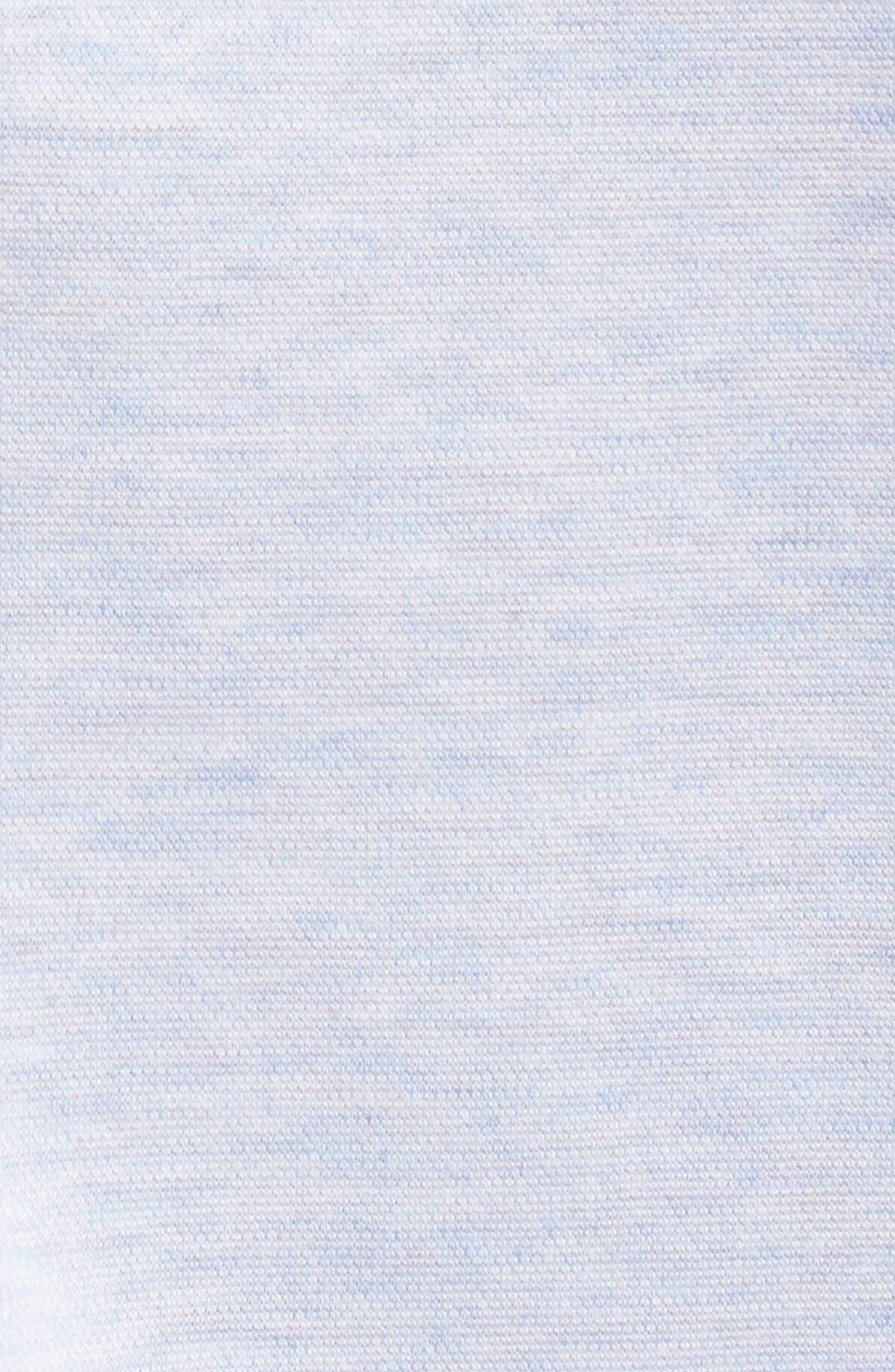 Regular Fit Silk Blend Sport Shirt,                             Alternate thumbnail 25, color,