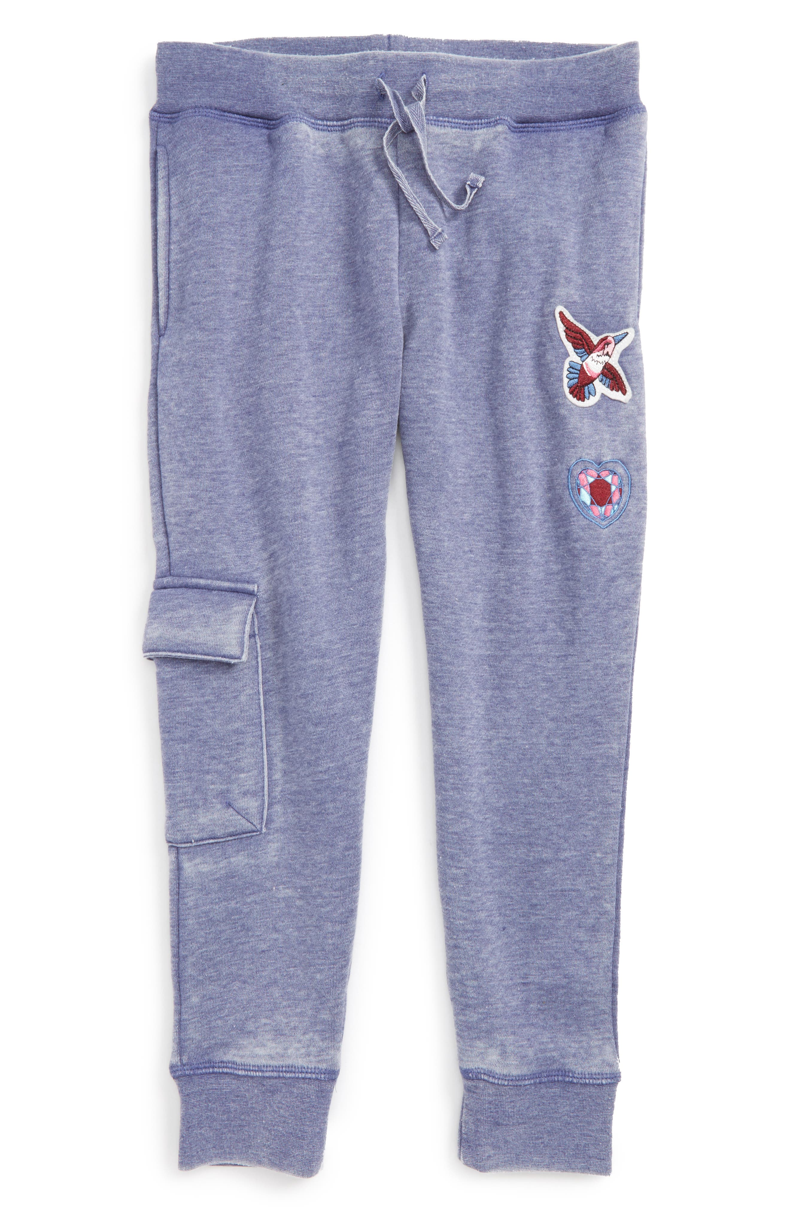 Appliqué Jogger Pants,                         Main,                         color, 506