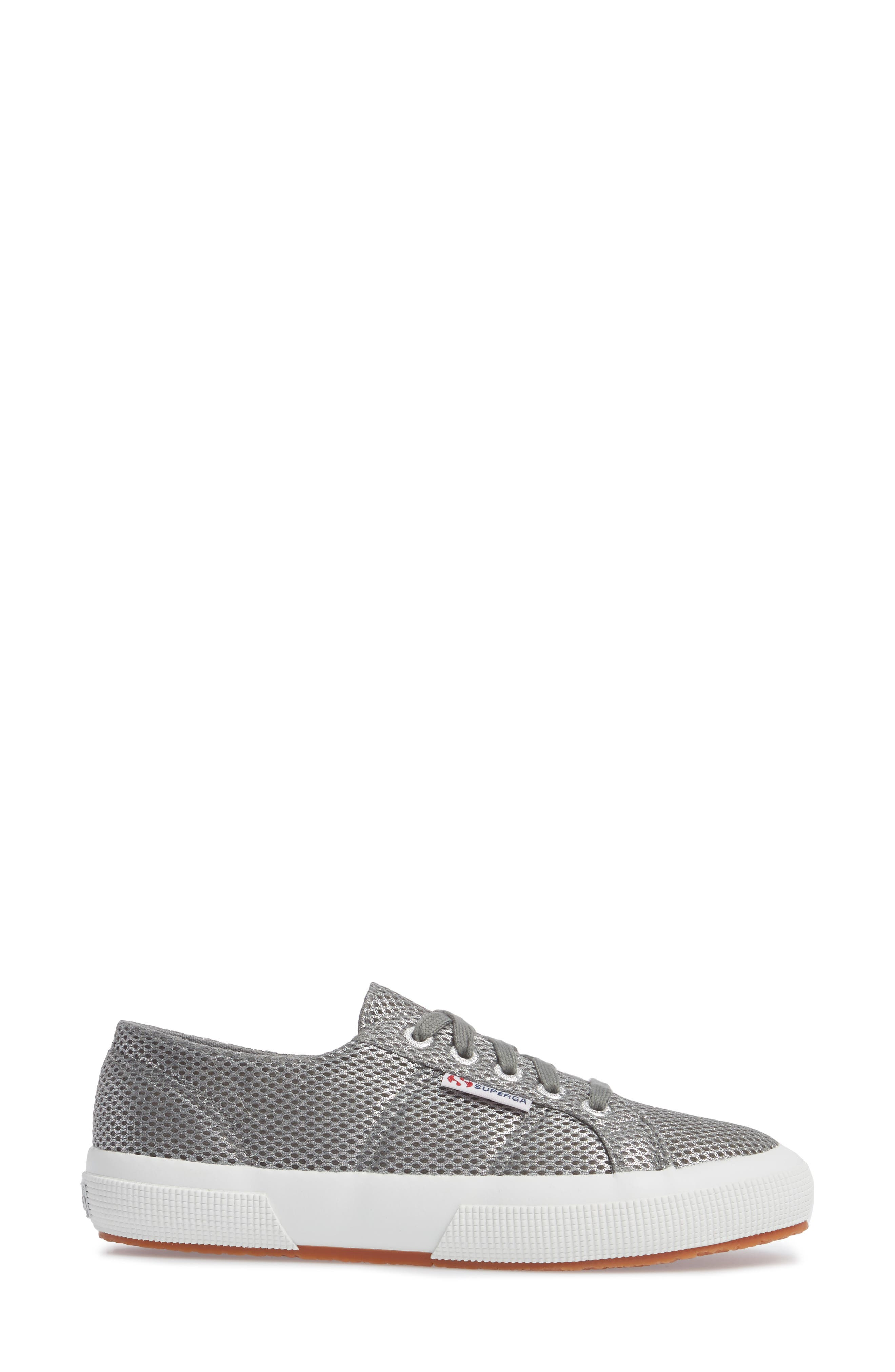 2750 Metallic Sneaker,                             Alternate thumbnail 3, color,                             044