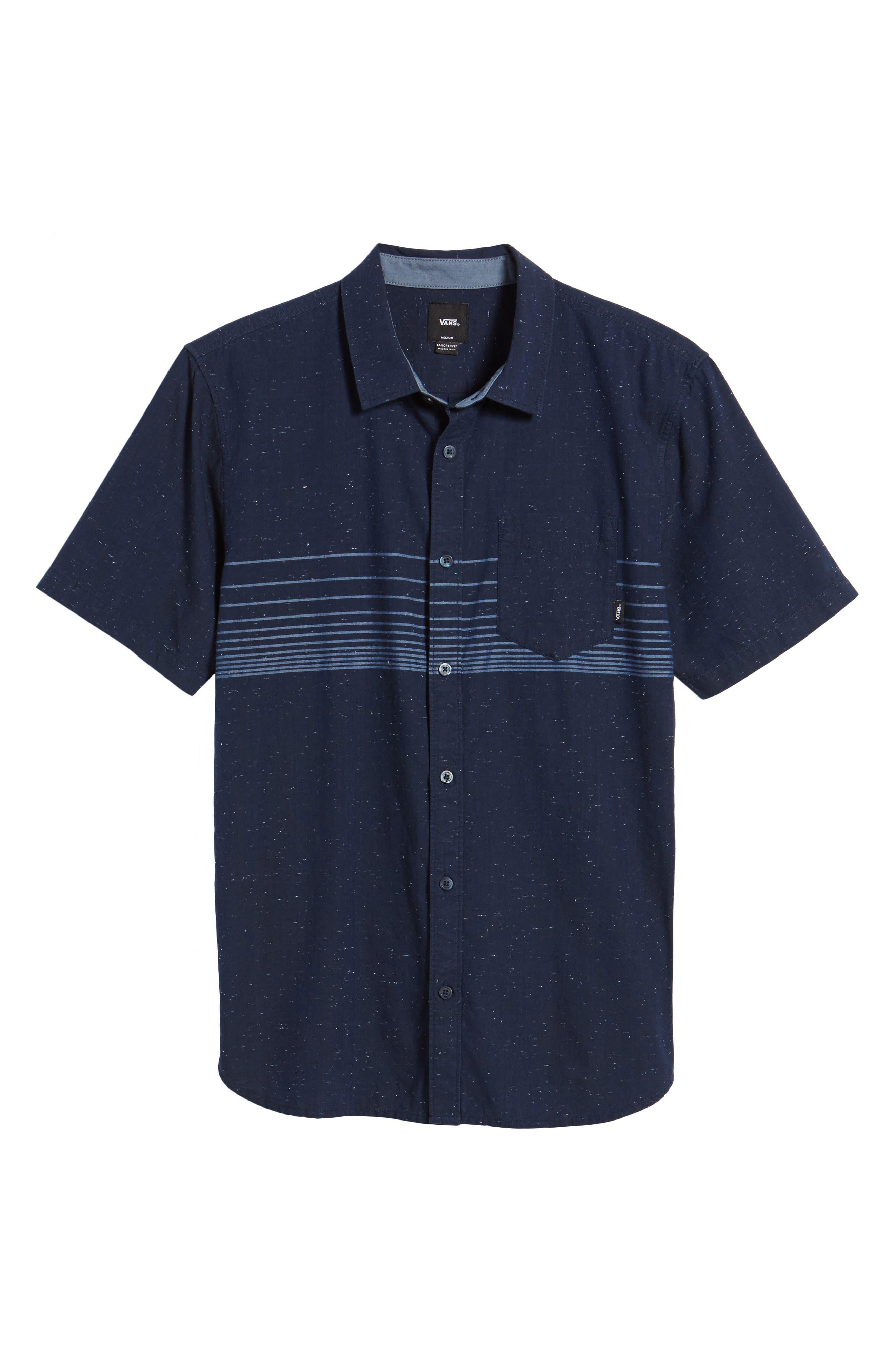 Gillis Woven Shirt,                             Alternate thumbnail 6, color,